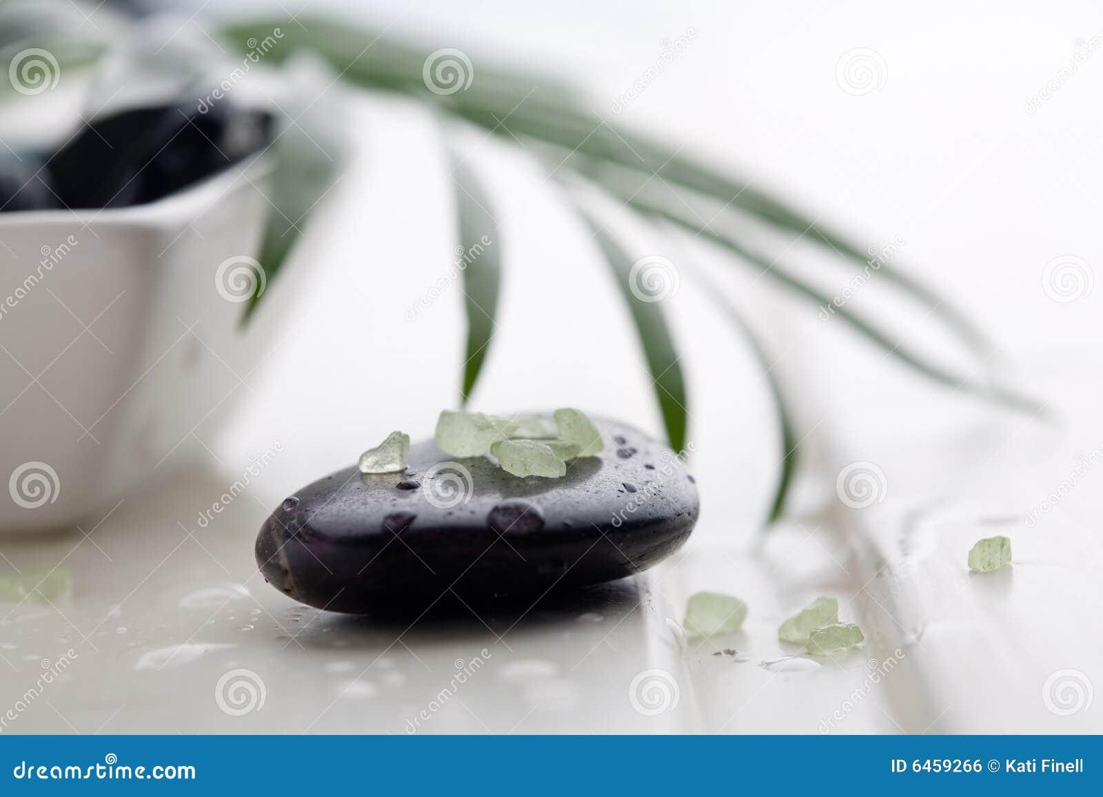 Masaży kamienie