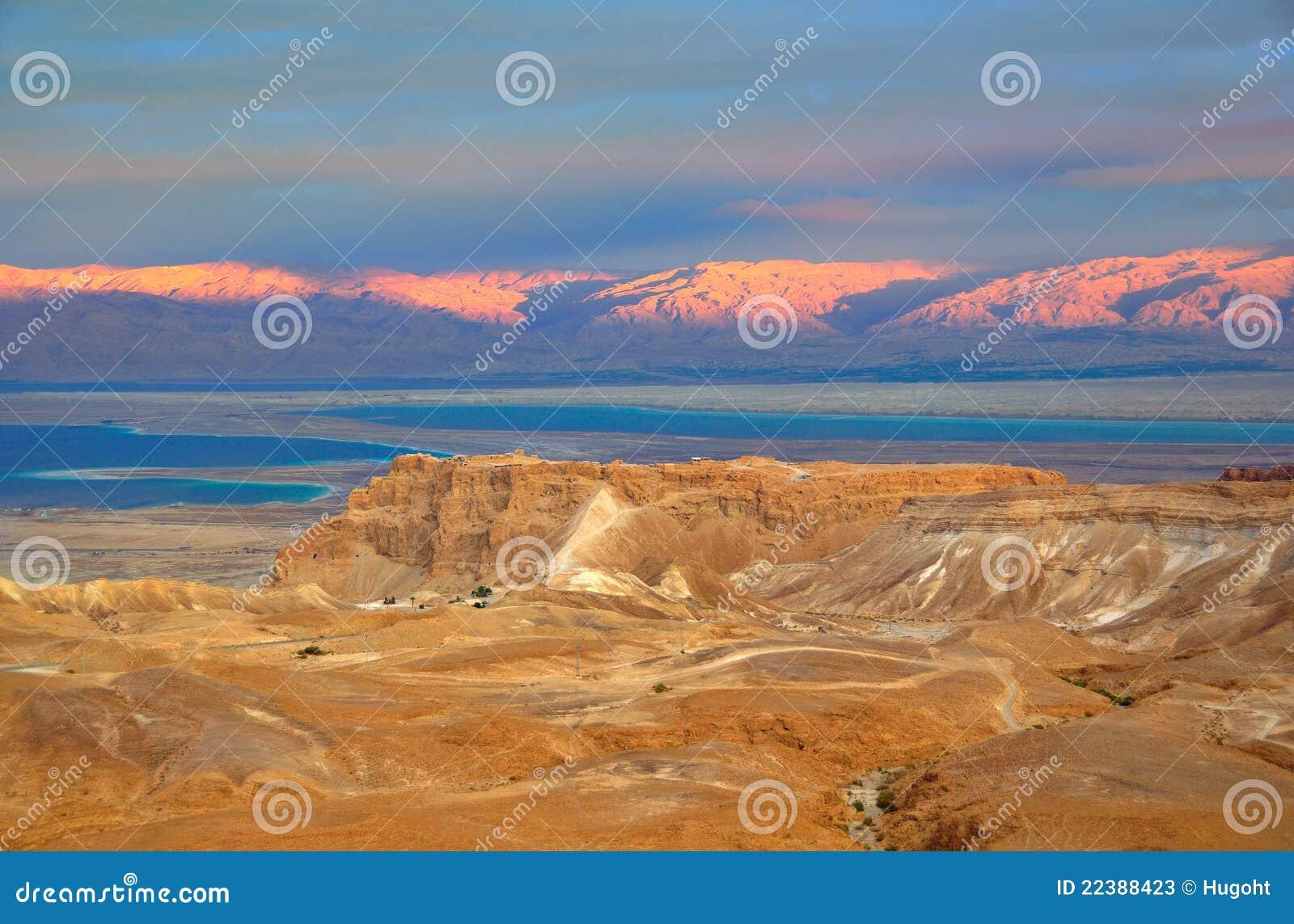 Masada and the Dead Sea, Israel
