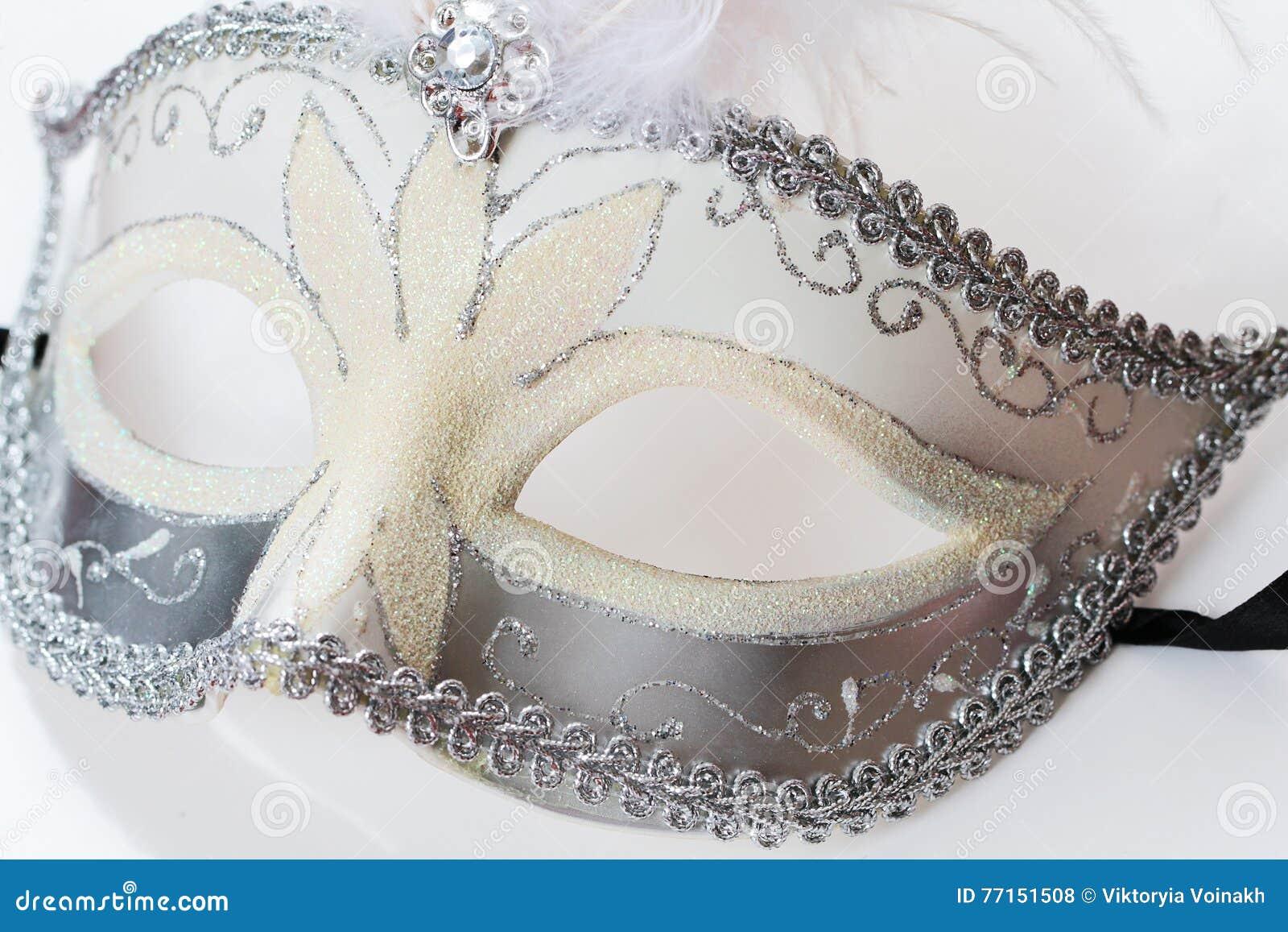 Mascarade d isolement de masque