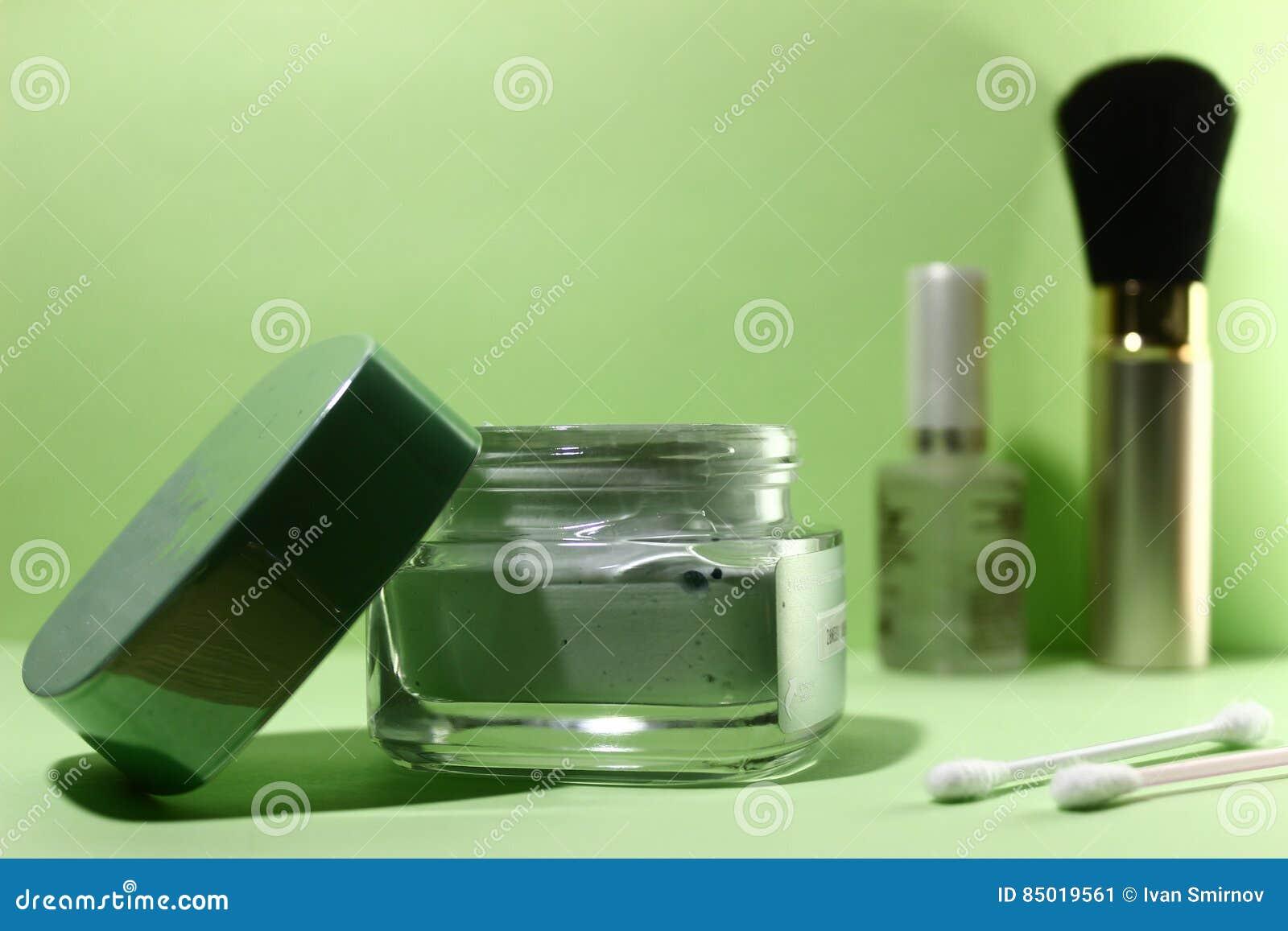 Mascarilla, cosmético