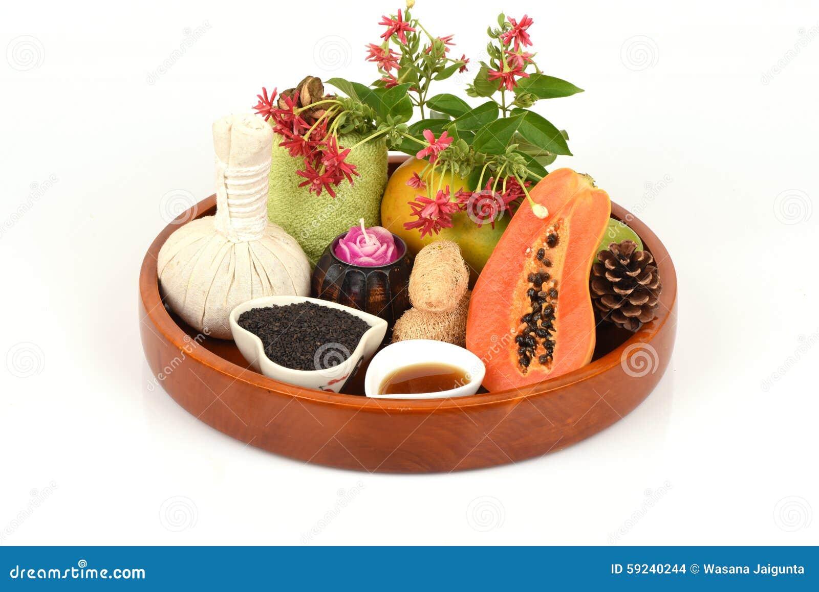 Download Mascarilla Para El Tratamiento Del Acné Con Aceite De La Papaya Y De Sésamo A La Superficie Lisa Foto de archivo - Imagen de frutas, limón: 59240244