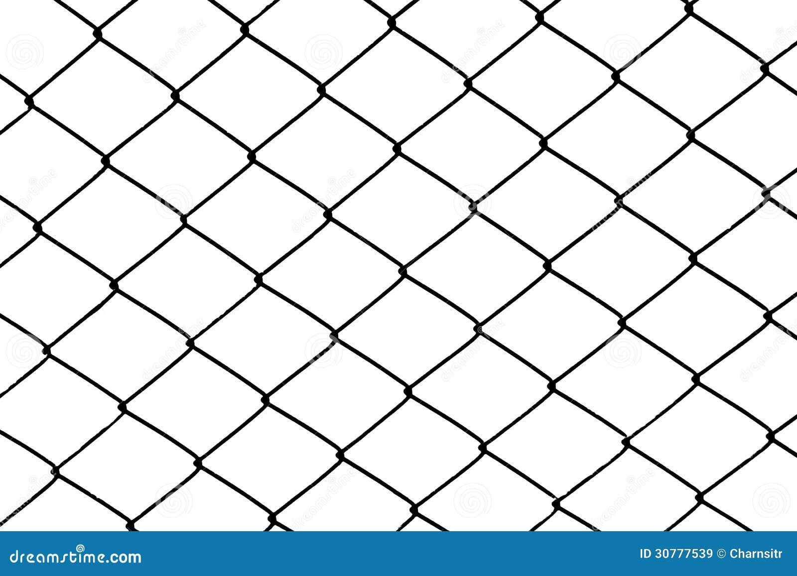 Maschendraht stock abbildung. Illustration von eisen - 30777539