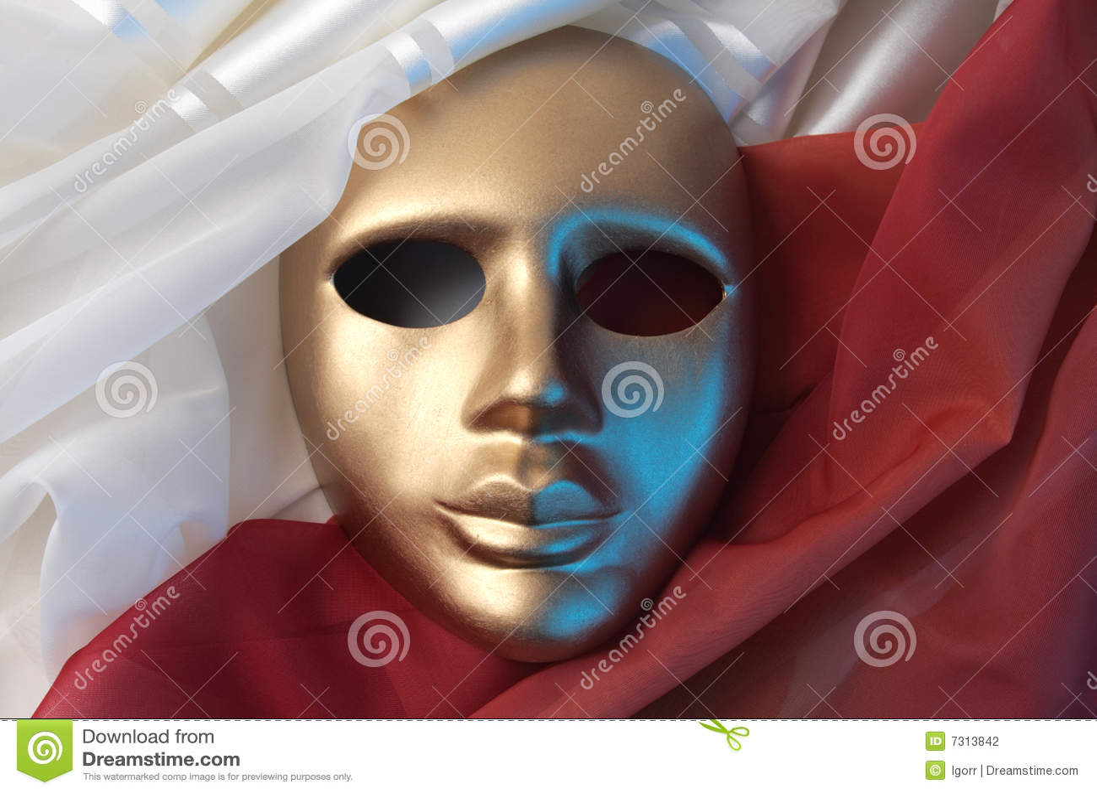 Mascherina dell oro