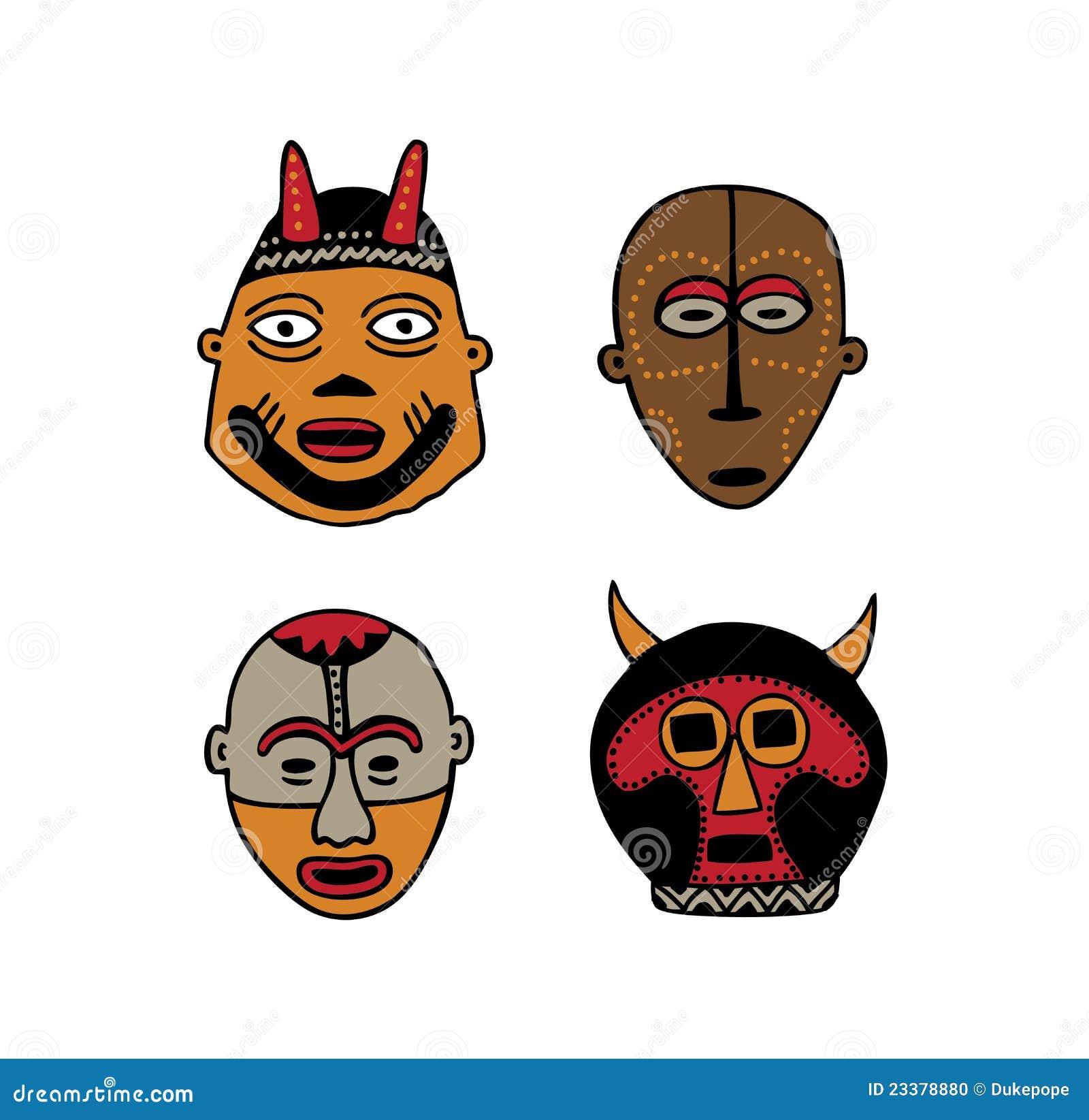 Mascherine africane