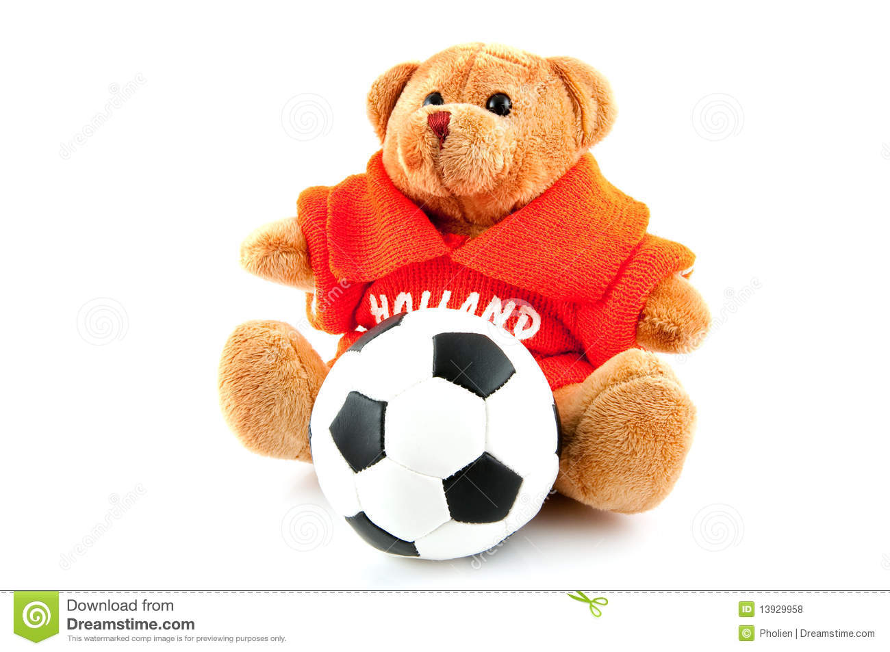 Voodoo amulet royalty free stock photos image 2718528 - Mascotte Bear With Holland Shirt And Football Royalty Free Stock Photos