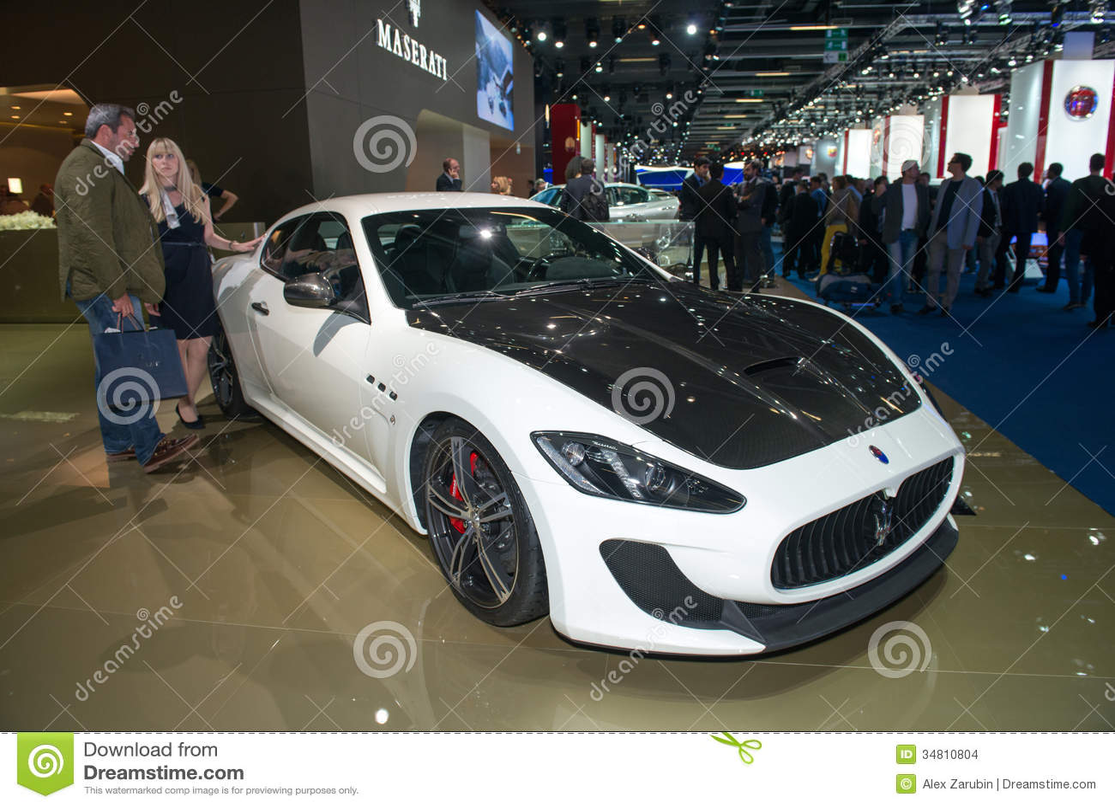 Maserati Gran Turismo Lux Stradale