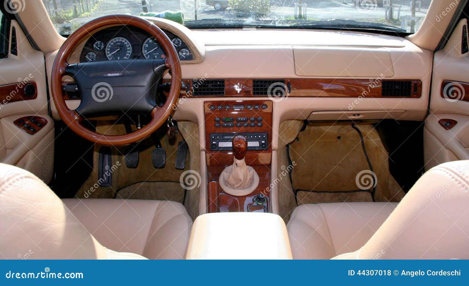 Maserati Quattroporte V6 Evoluzione Editorial Stock Photo Image Of
