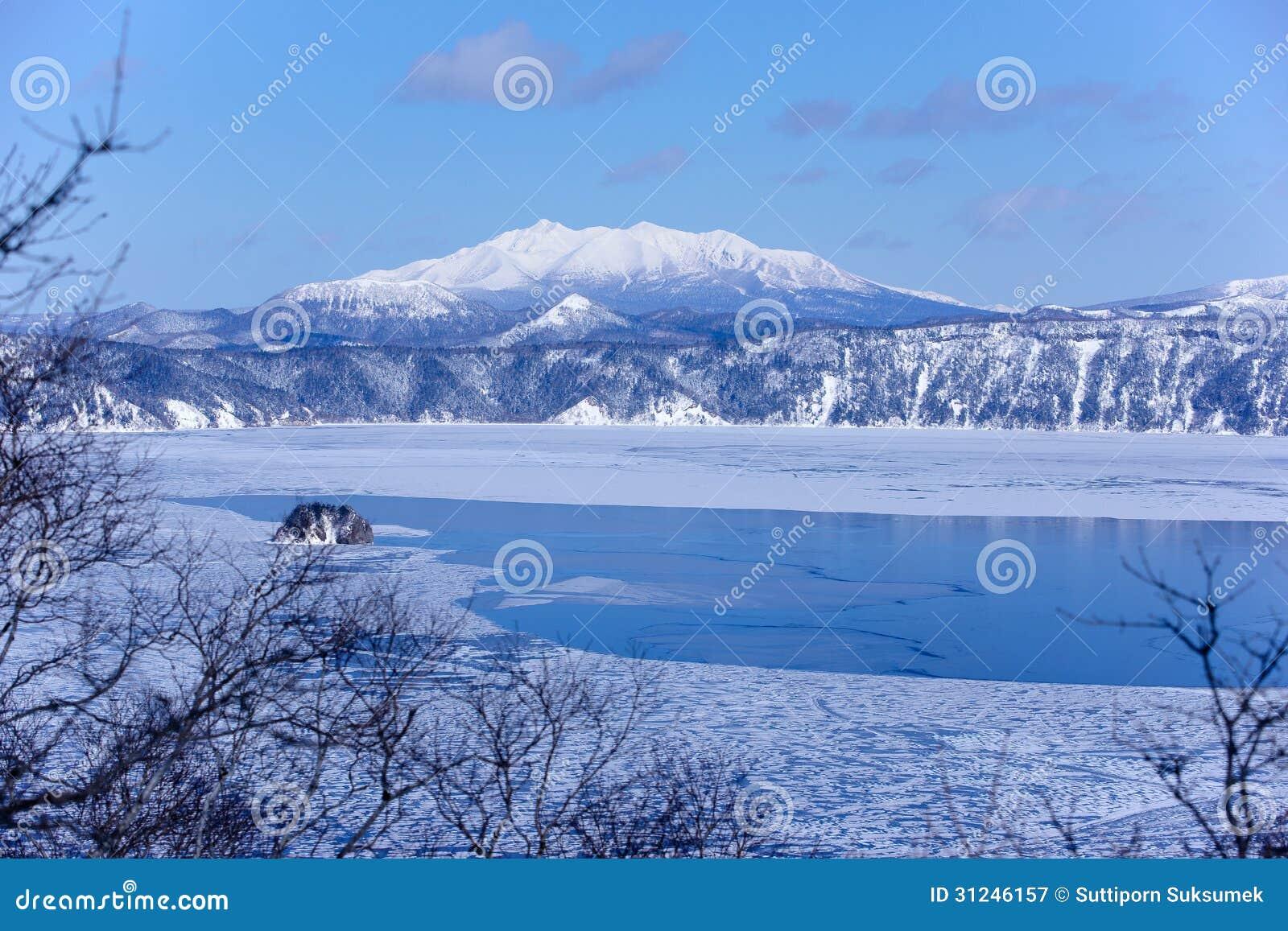 Mashu Lake, Hokaido, Japan Royalty Free Stock Photography - Image ...