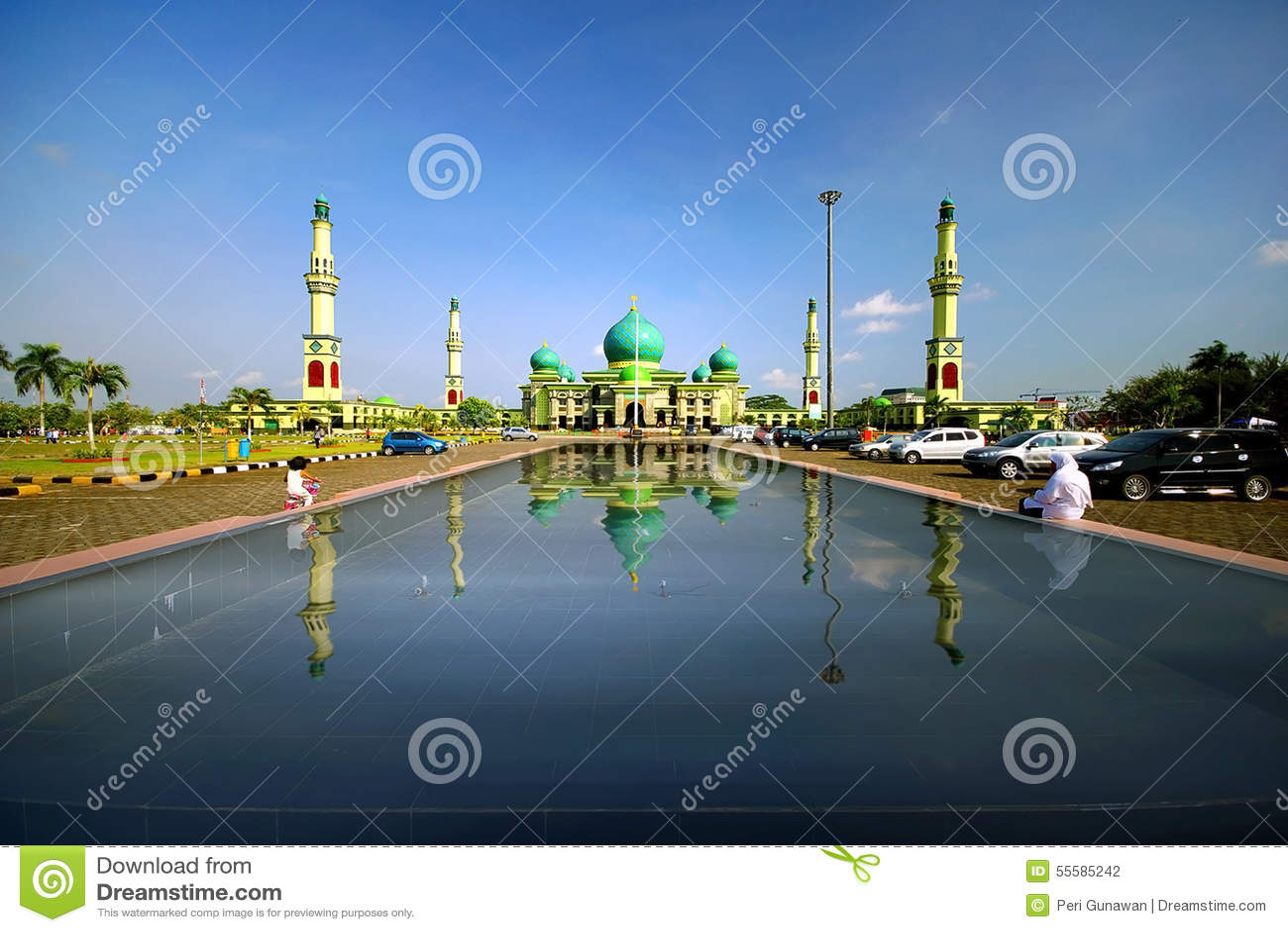 Masjid Annur Pekanbaru