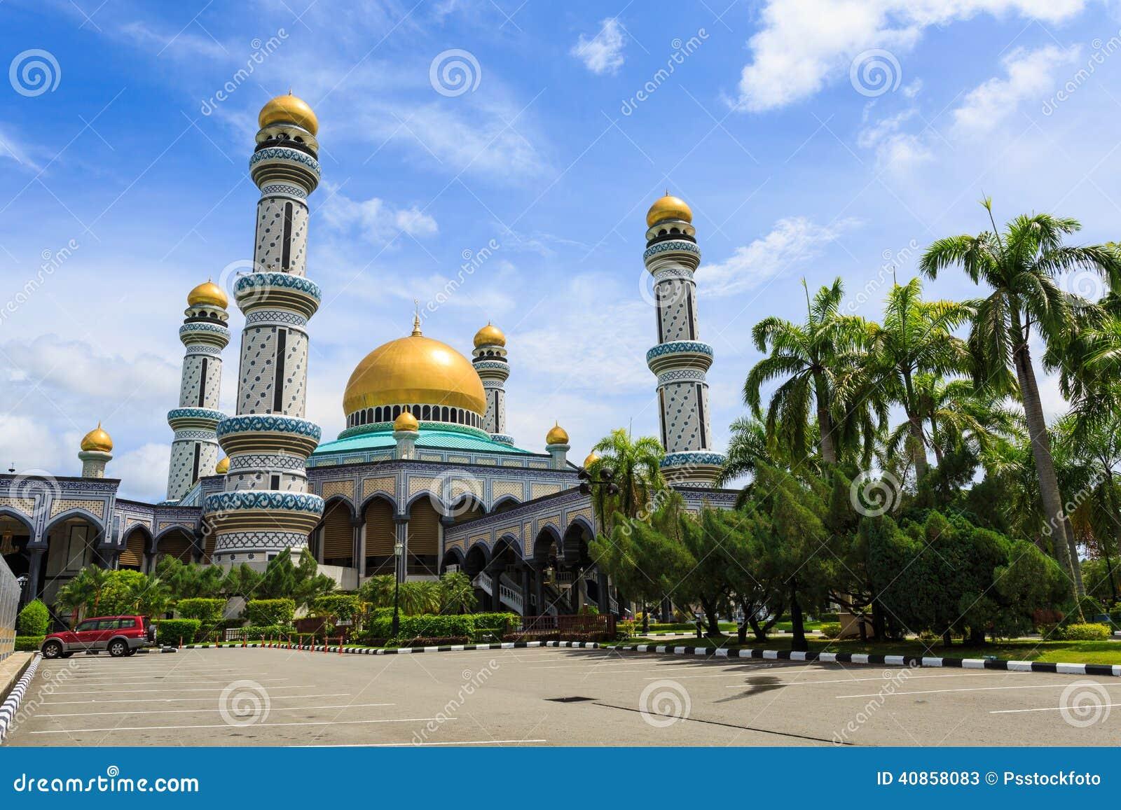Masjid Brunei Darussalam