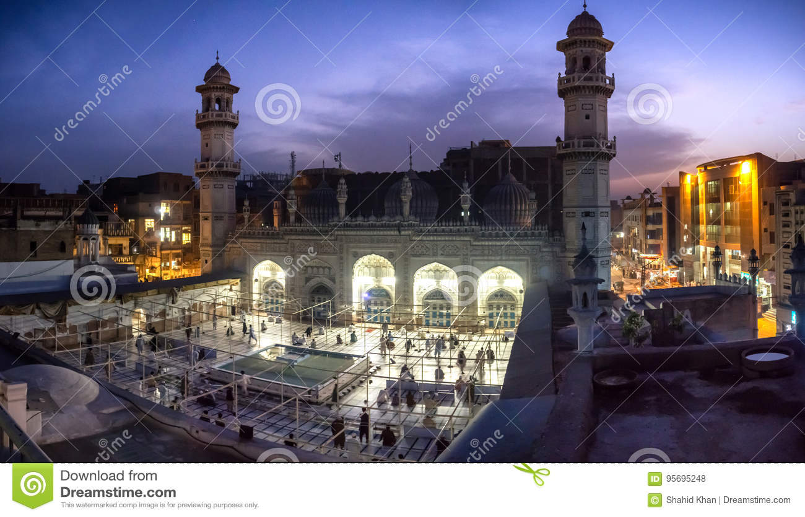 Masjid Mahabat Khan Peshawar Pakistan