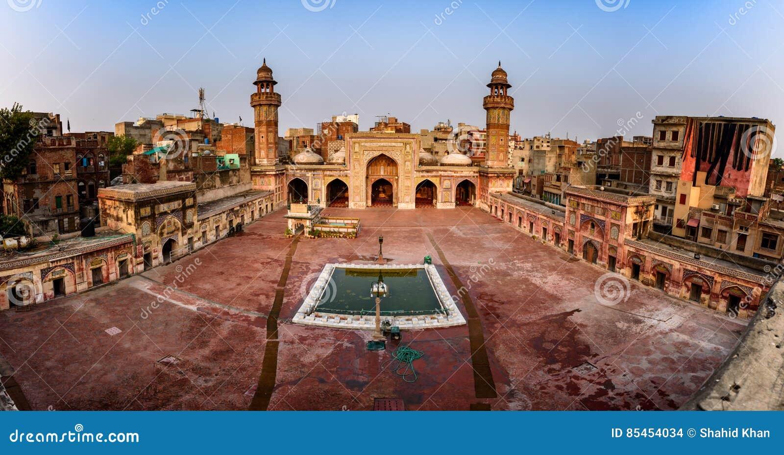 Masjid Wazir Khan Lahore Pakistan