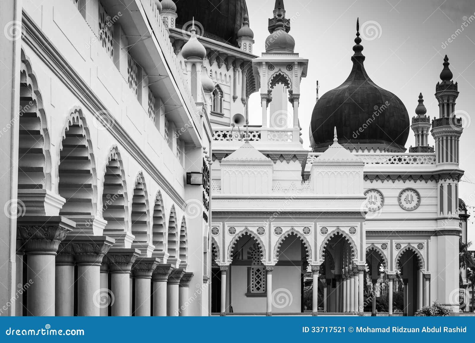 Download Masjid Zahir stock image. Image of generic, life, still - 33717521
