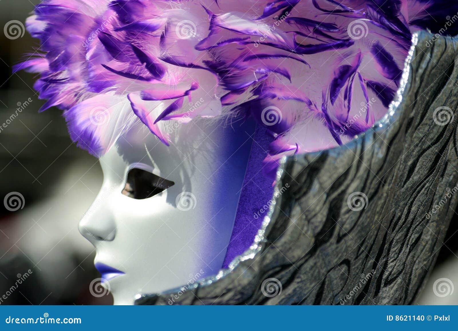 Mask in Venice Carnival