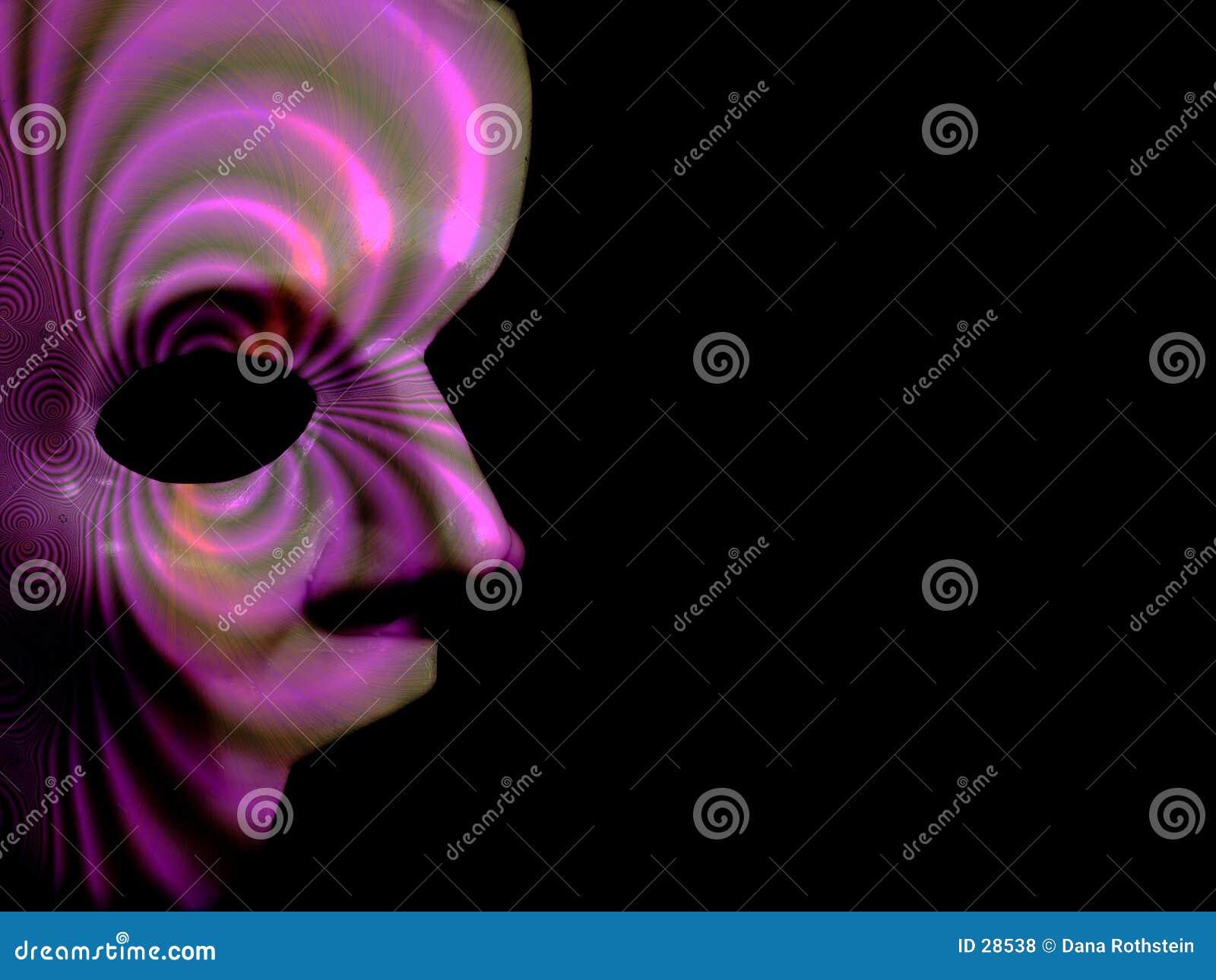 Download Maska fractal zdjęcie stock. Obraz złożonej z ciało, wakacje - 28538