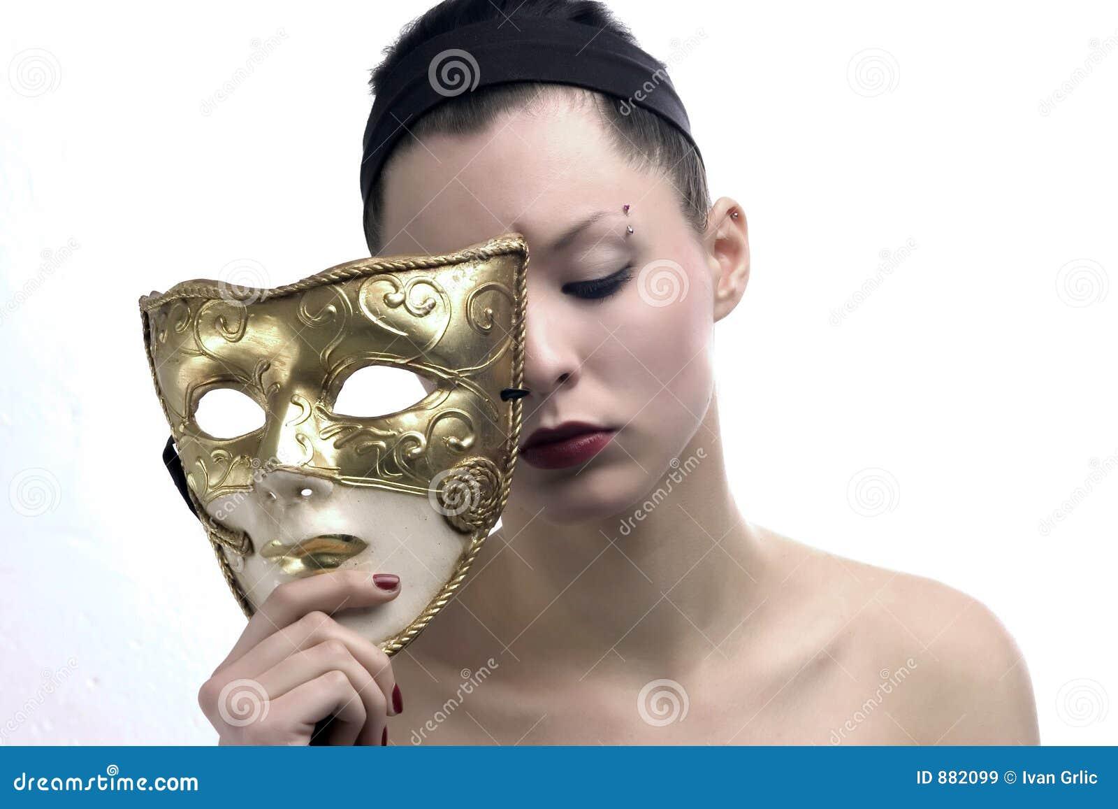 Maska piękności