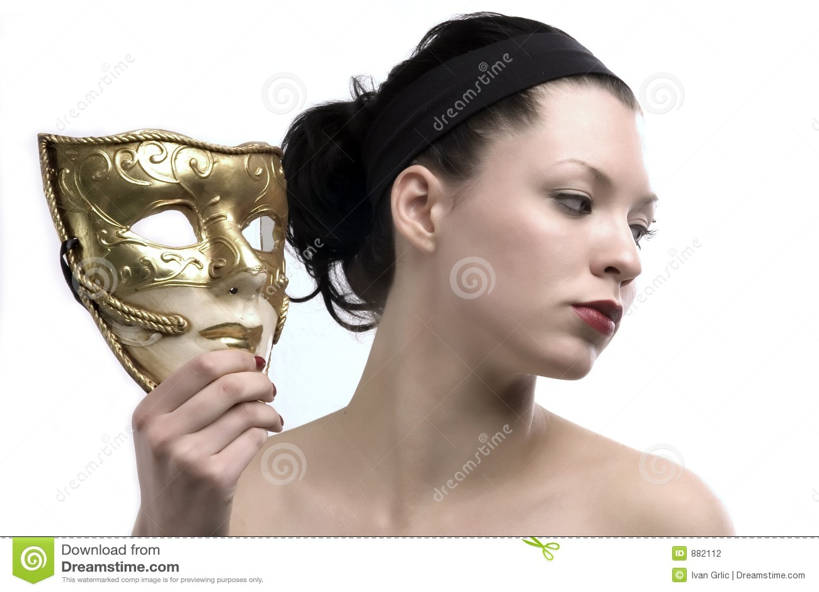 Maska profil