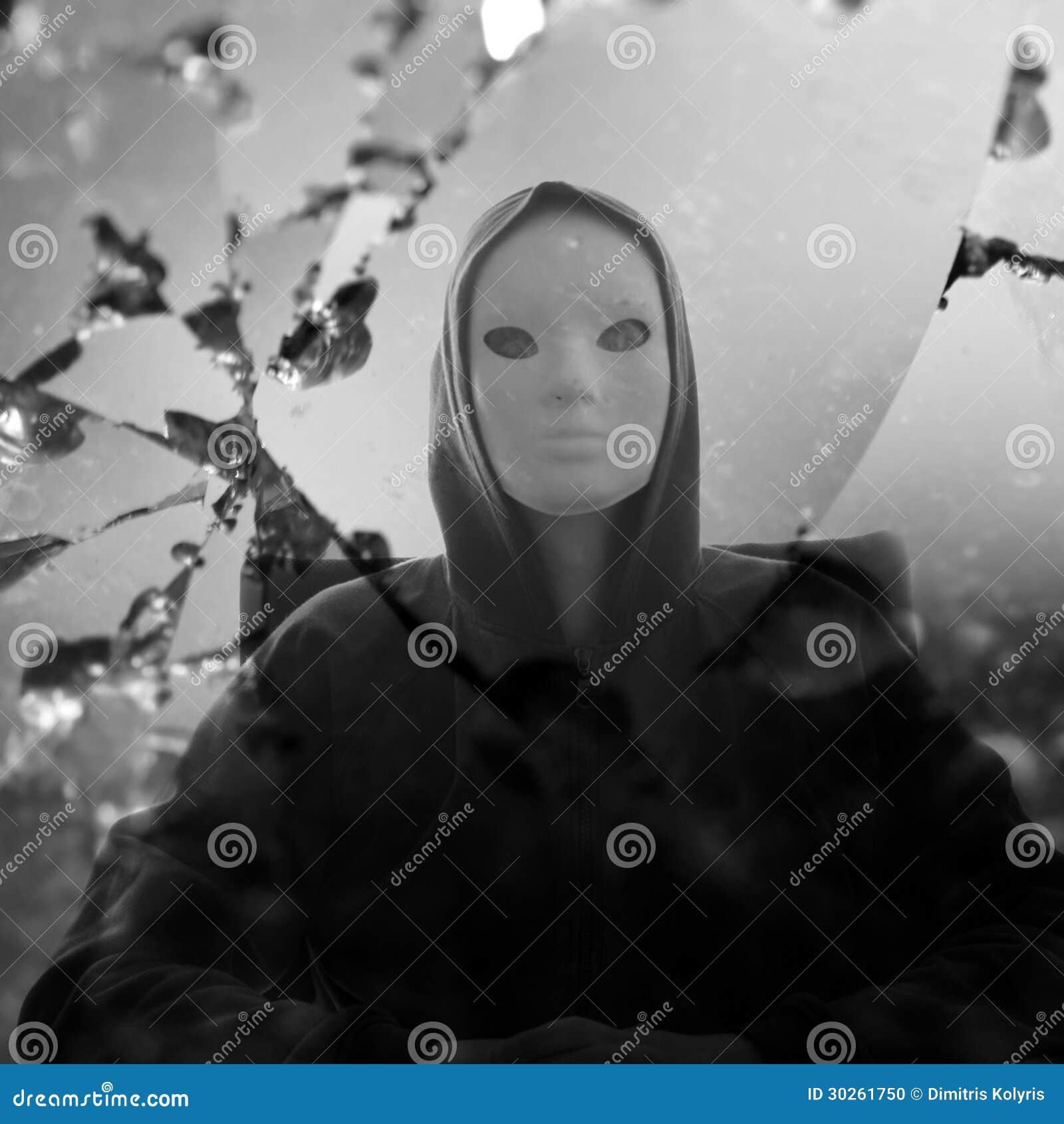 Halloween Mirror Illusion