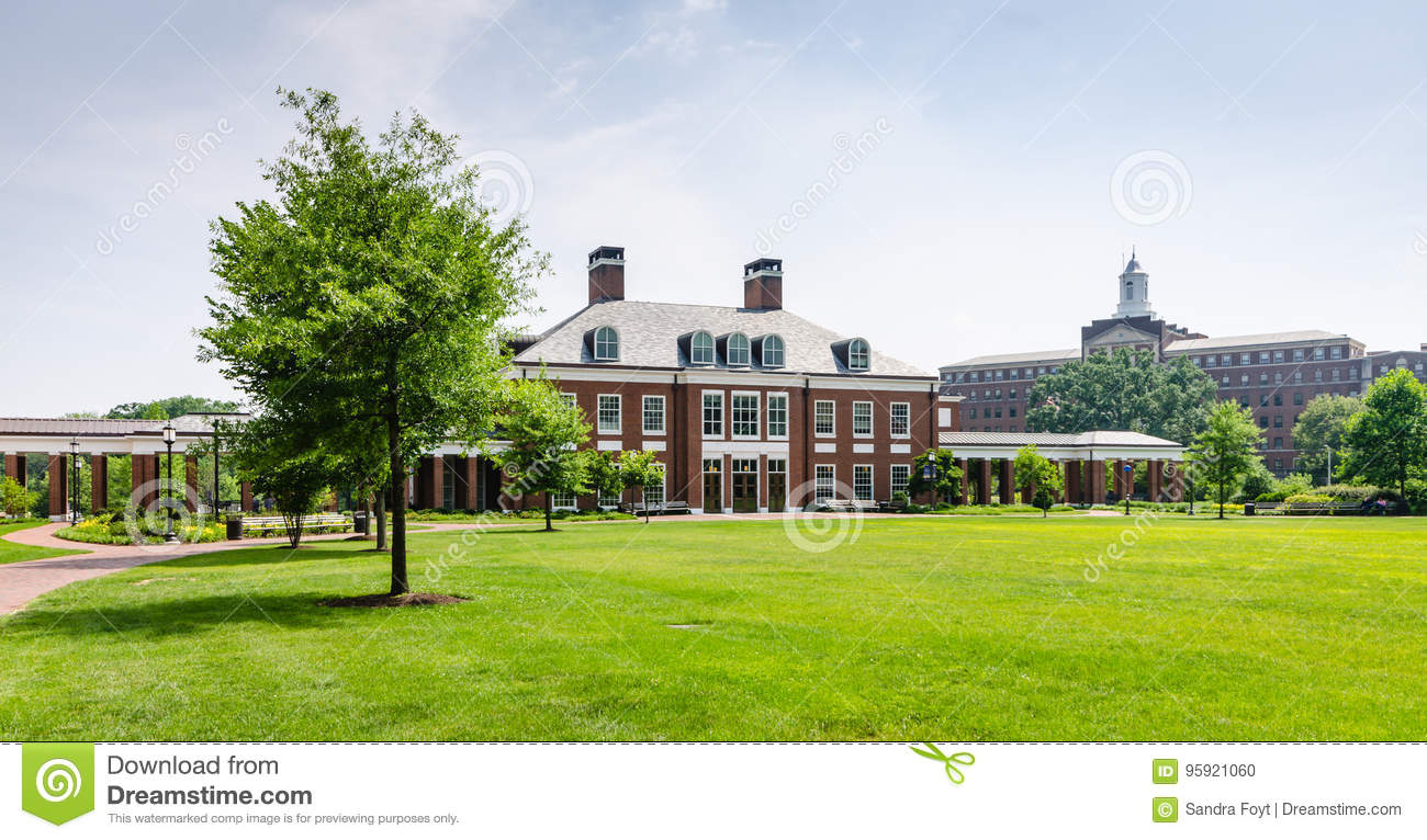 Mason Hall - Johns Hopkins universitet - Baltimore, medicine doktor