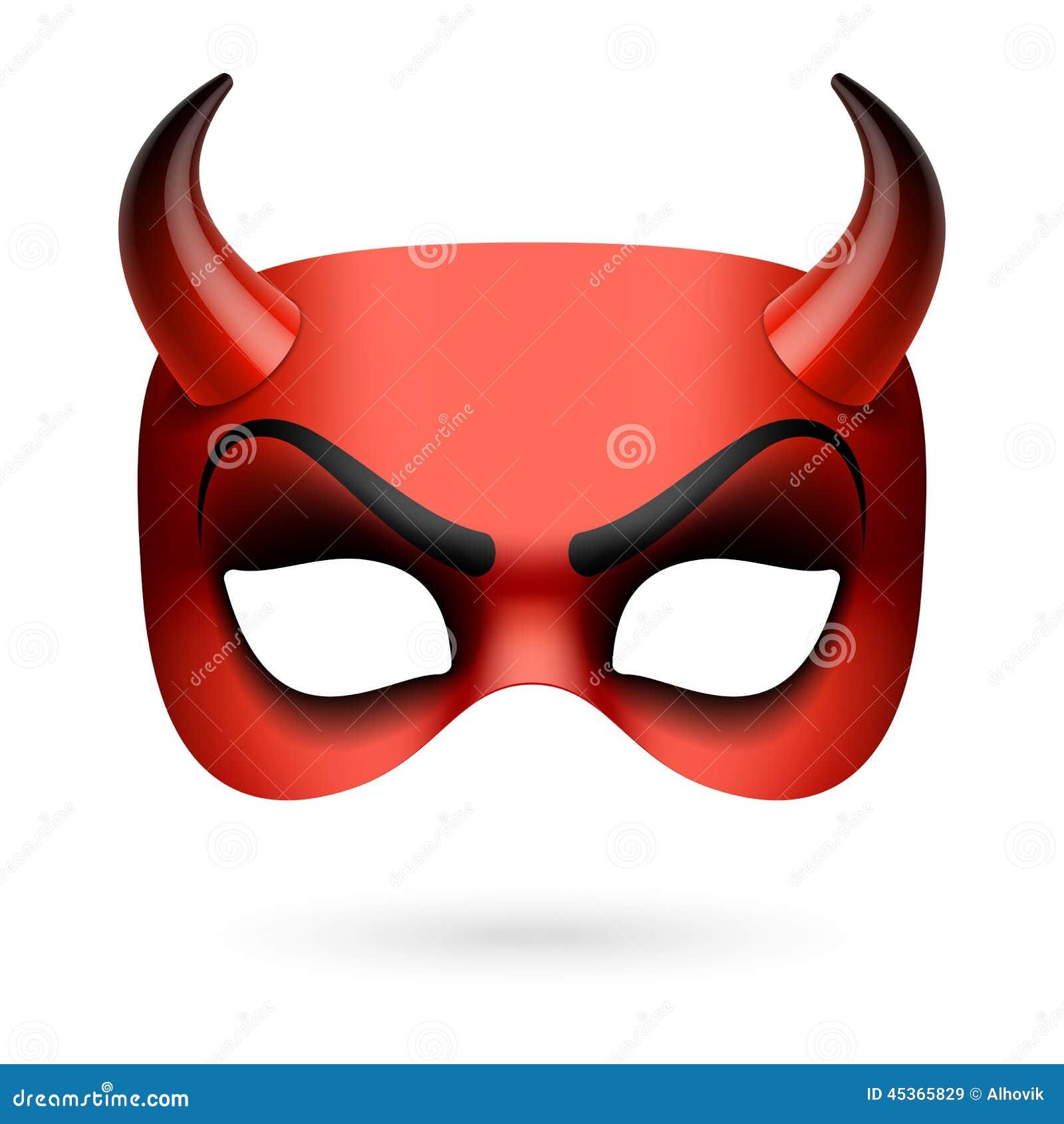 Masque de diable