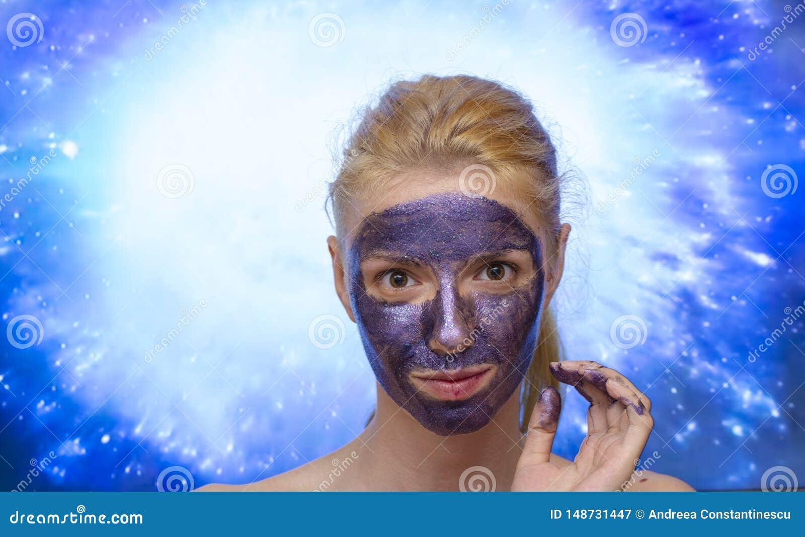 Masque de galaxie