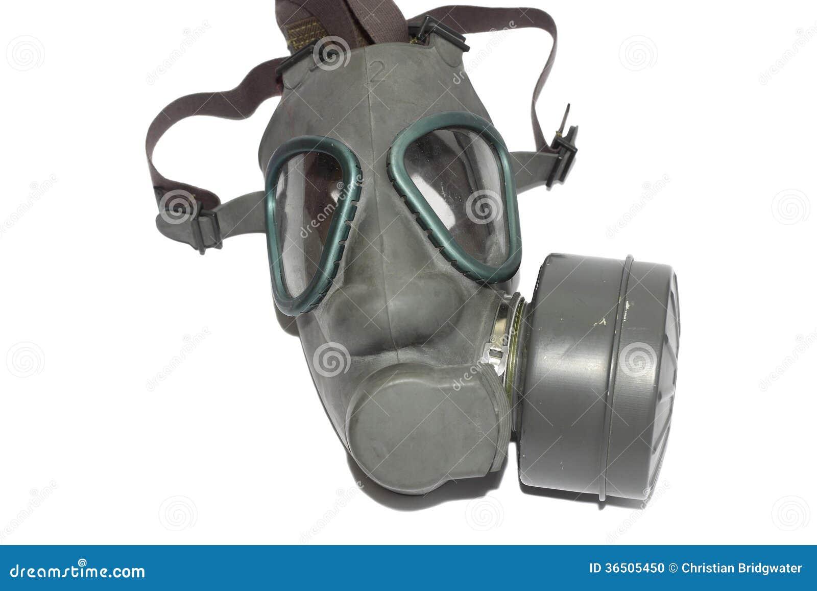 Masque de gaz B