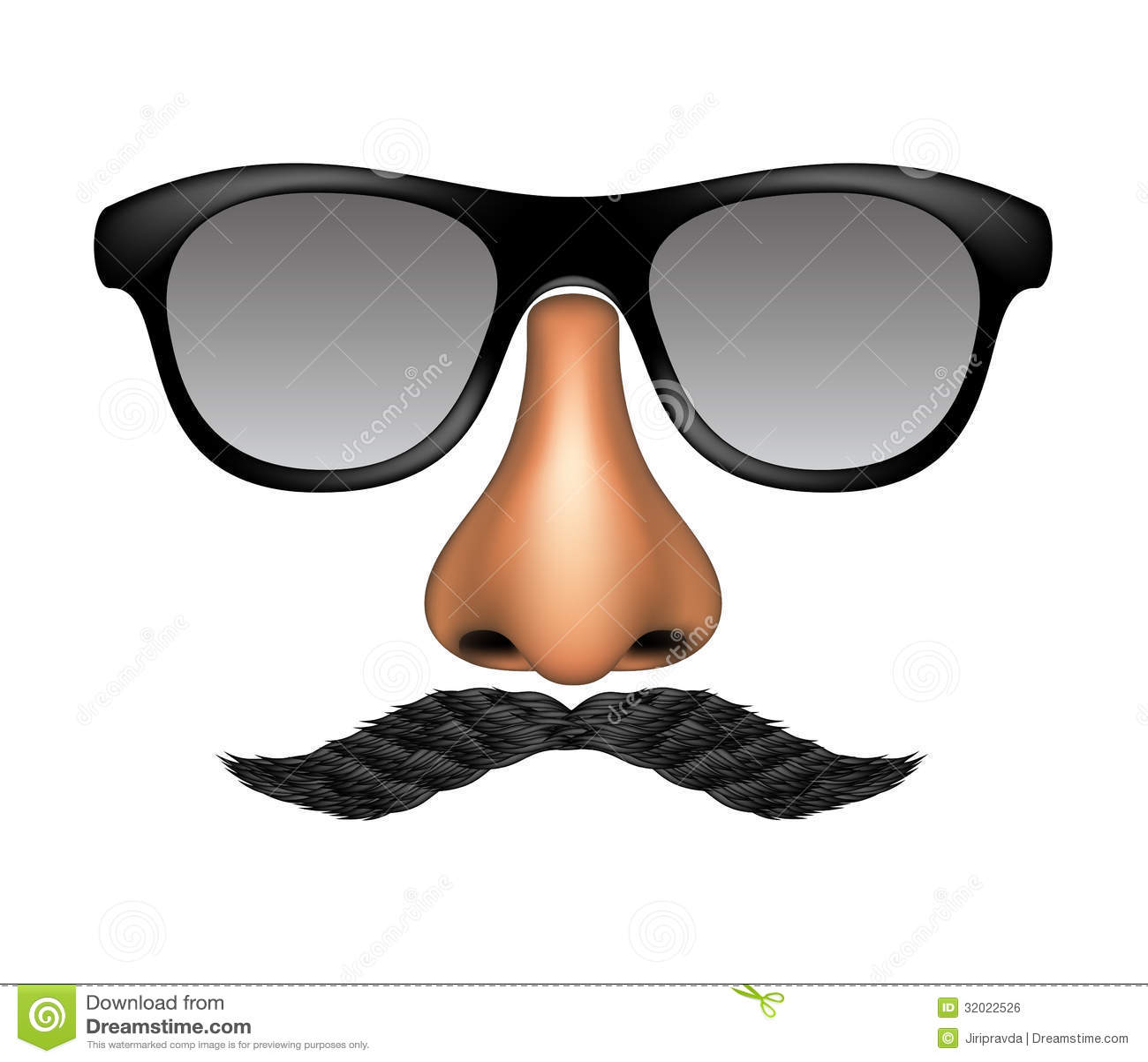 D Glasses Clipart No Background