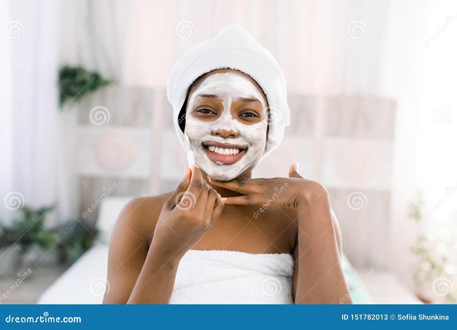 masque facial visage
