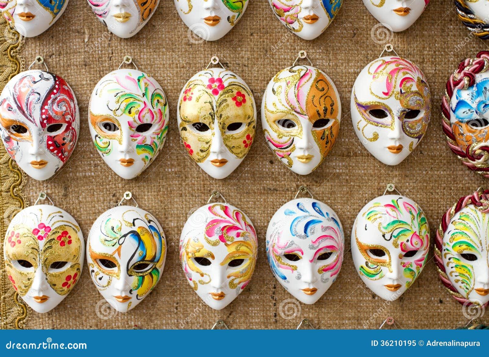 Masque v nitien photo libre de droits image 36210195 - Masque venitien decoration ...