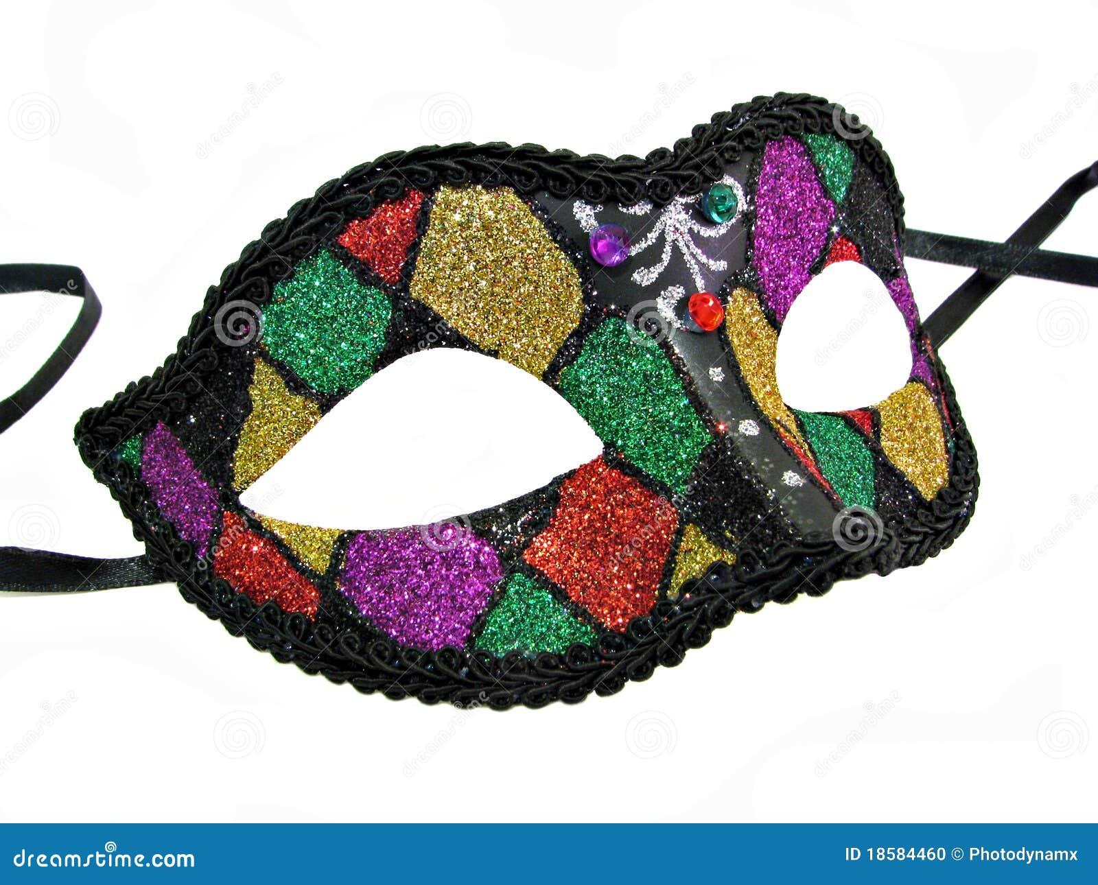 Masquerade Ball Party Mask Stock Photo Image 18584460
