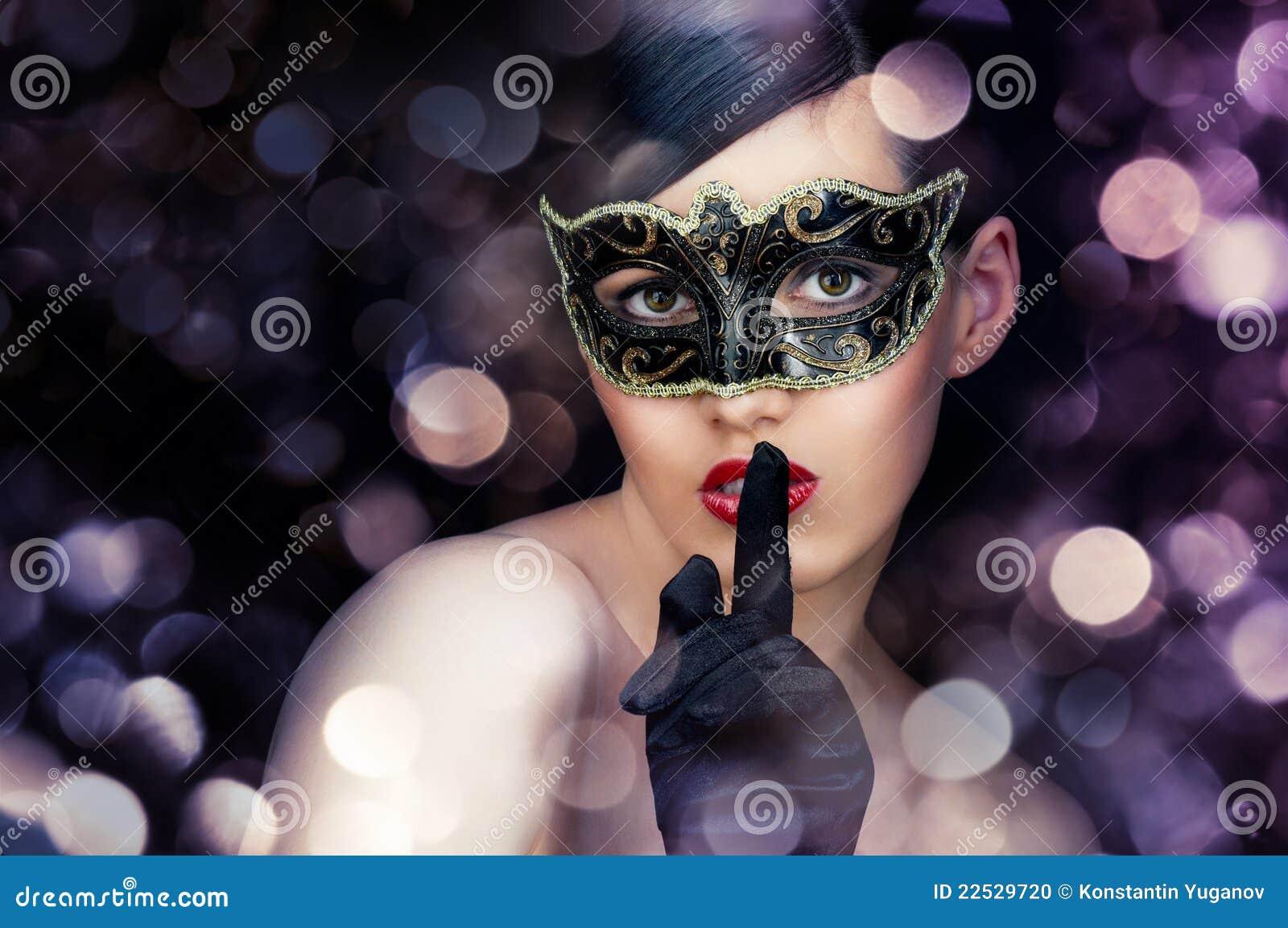 Masquerade Mask Stock Photo - Image: 22529720