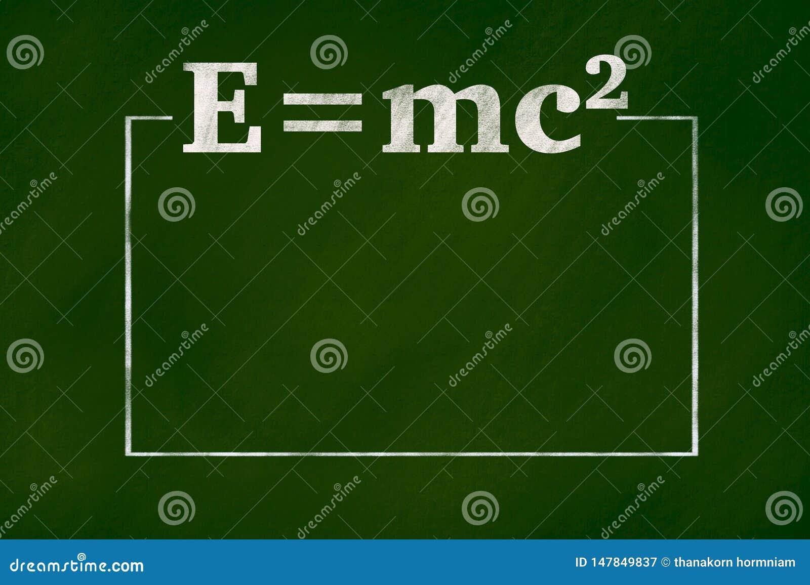 Mass-energy equivalent