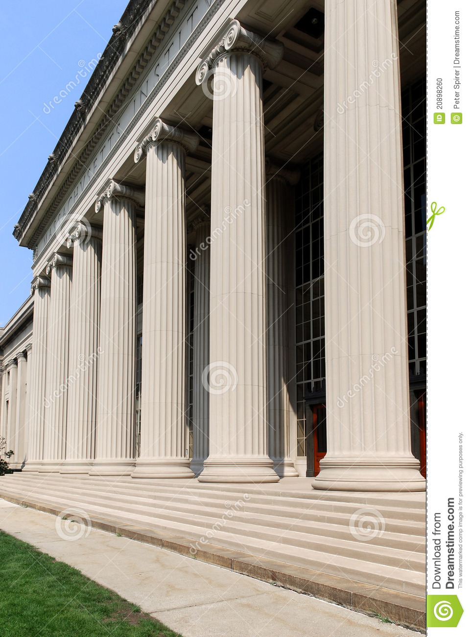 Massachusetts Institute Of Technology Stock Photo - Image: 20898260