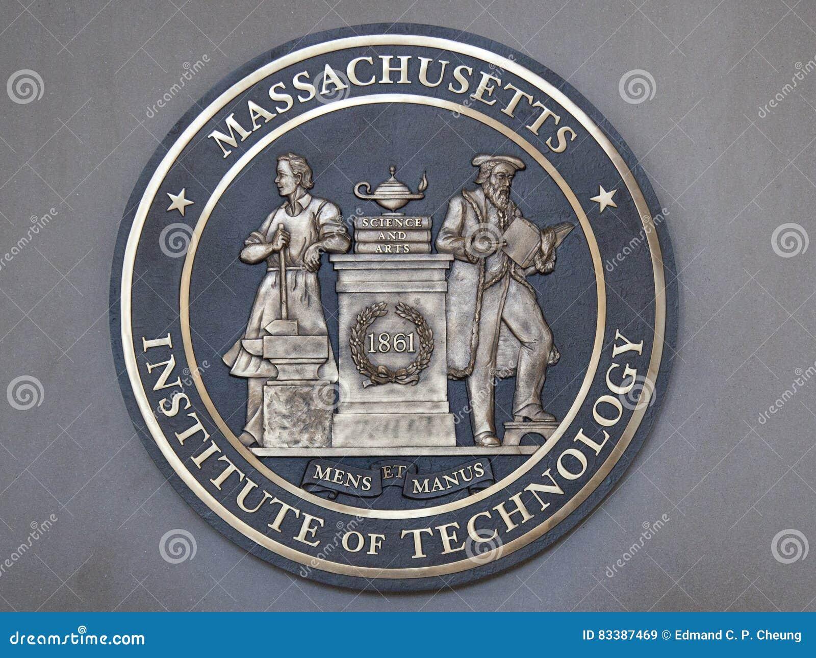 Massachusetts Institute Of Technology Mit Boston Editorial Stock