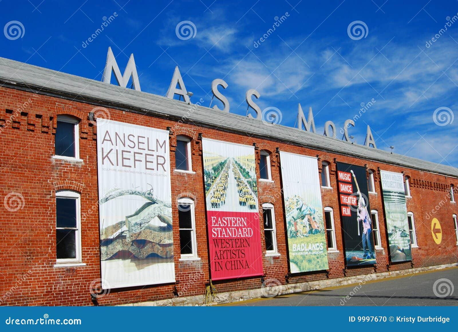 Masachustts Mueum Of Modern Art Moca