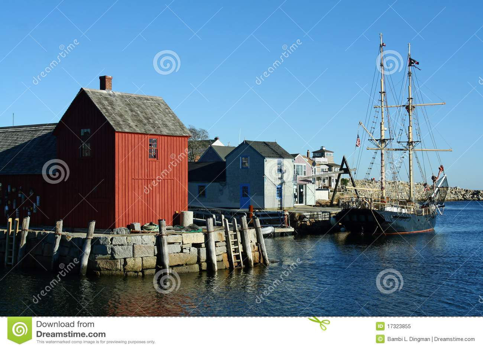 Massachusetts rockport