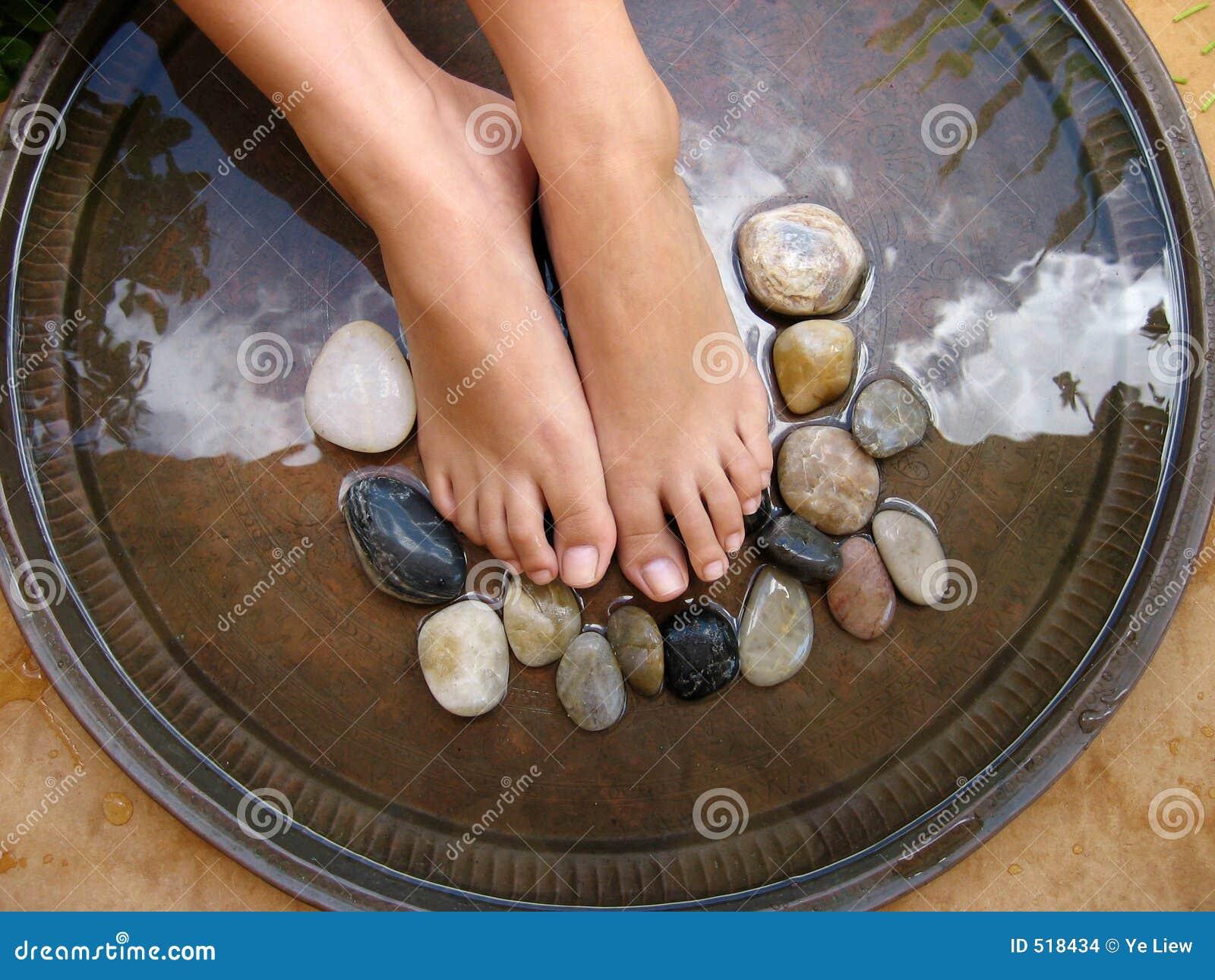 Massage 2 van de voet