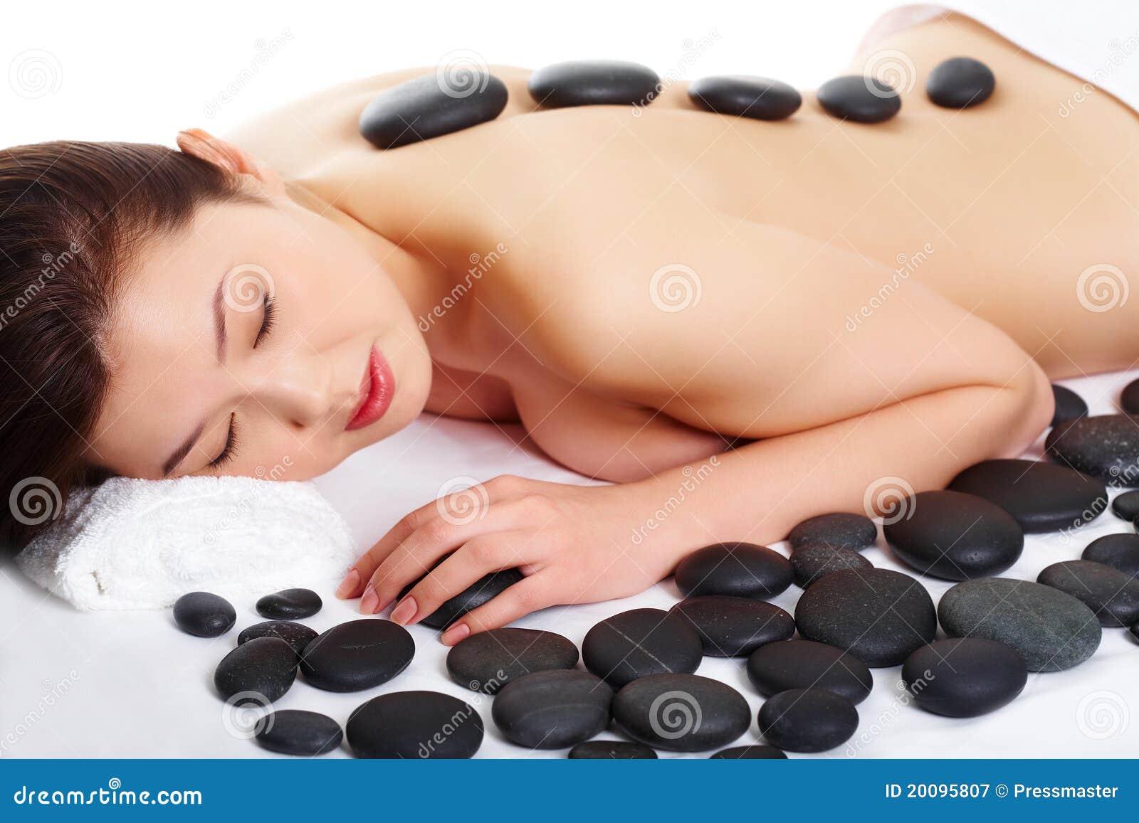 Before massage