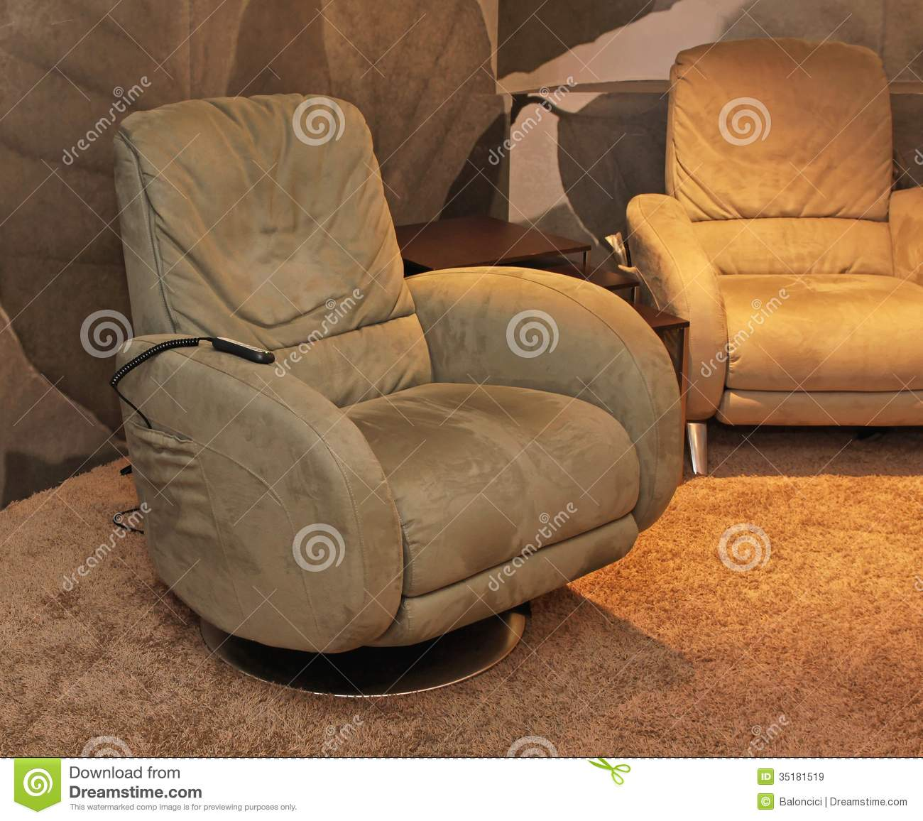 Massage Chair Royalty Free Stock Images Image 35181519