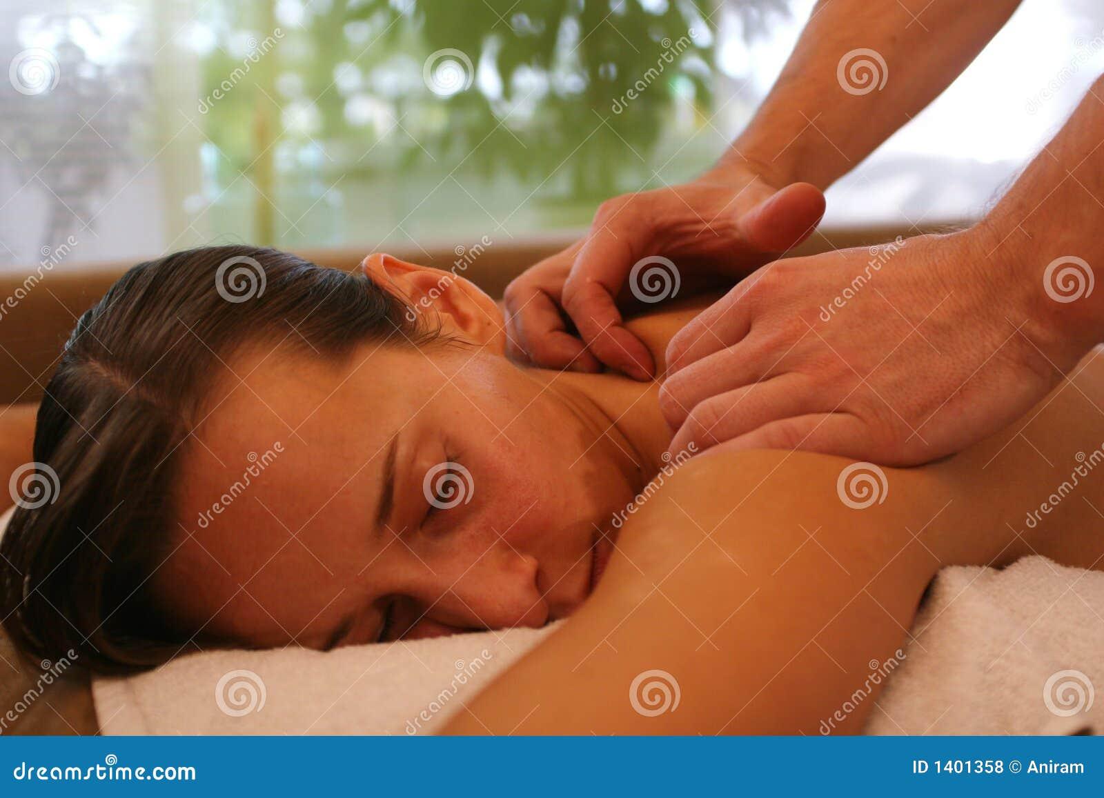 Massage de détente