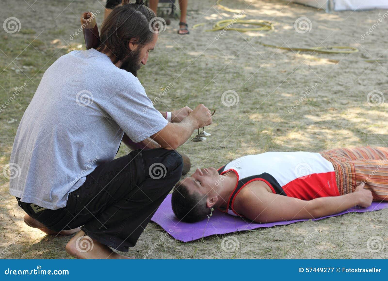 Massage de Didgeridoo