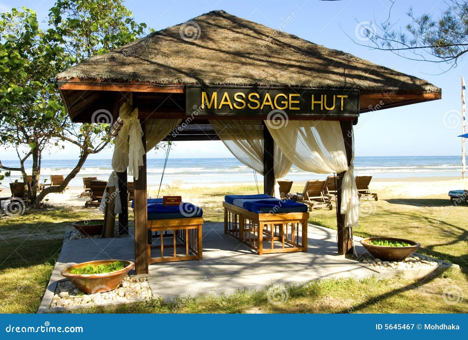 Massage tiefer hutt