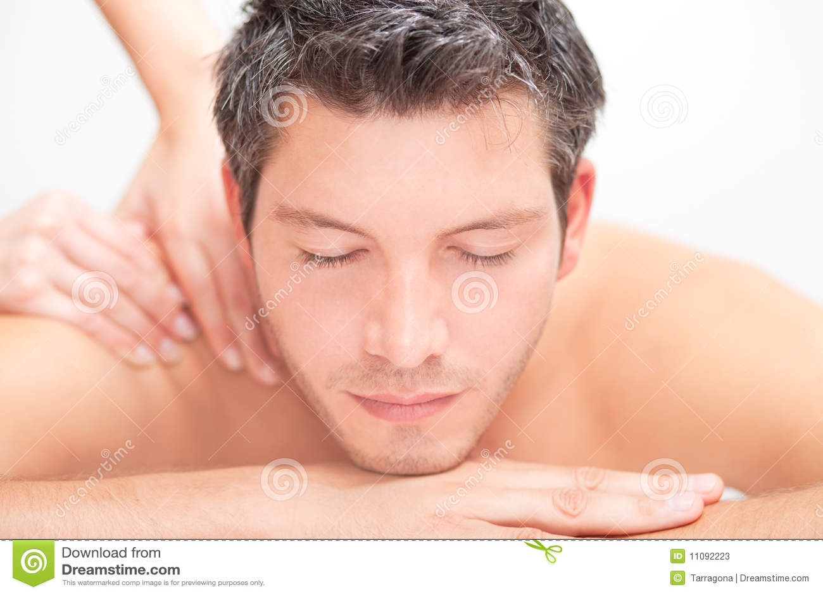masseur men