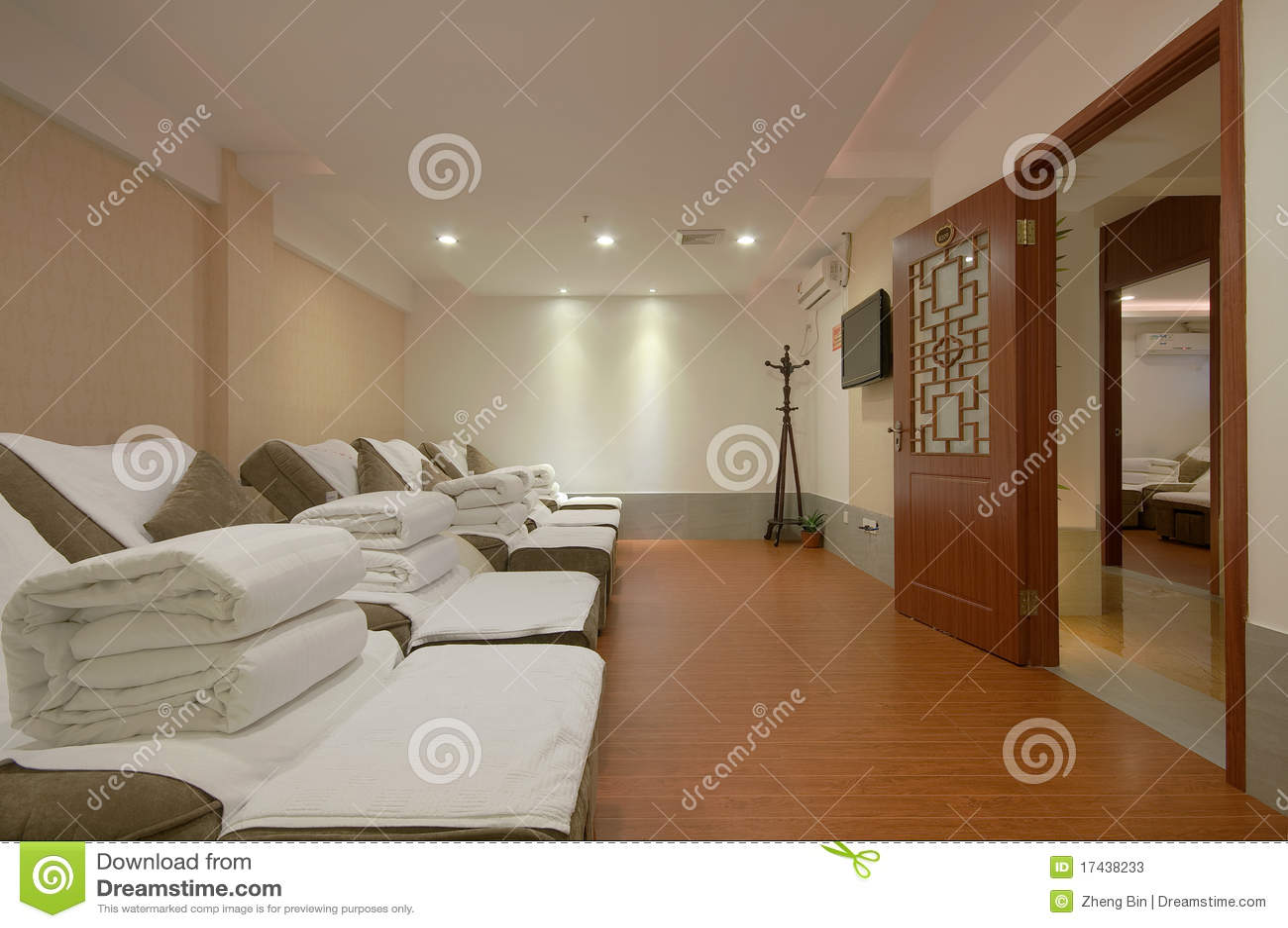 Massage parlors