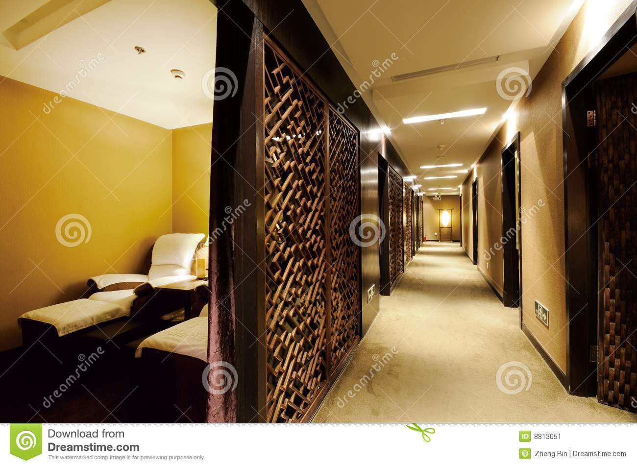 Massage Parlors Stock Image Image Of Luxury Flooring