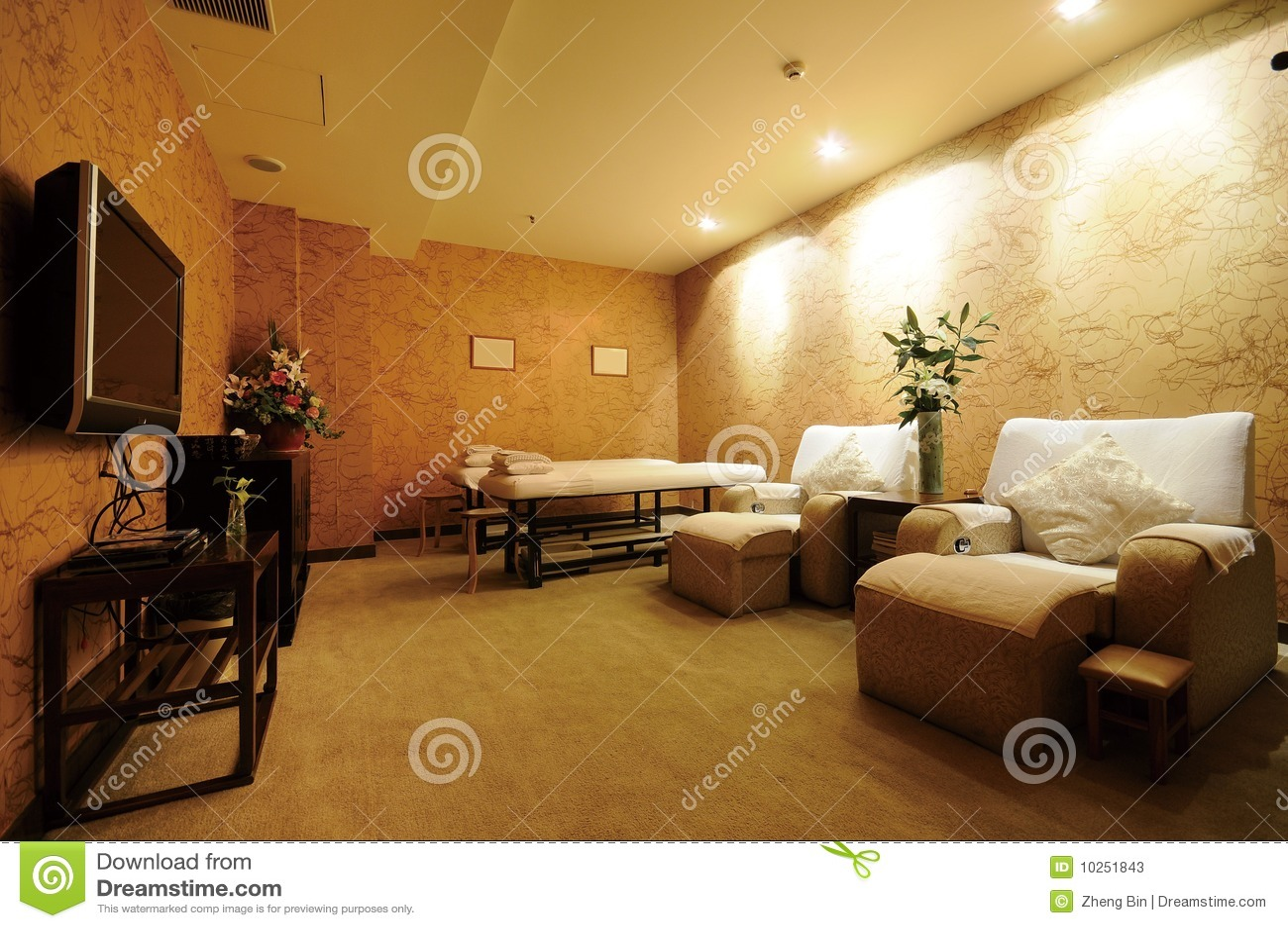 Massage Rooms Free