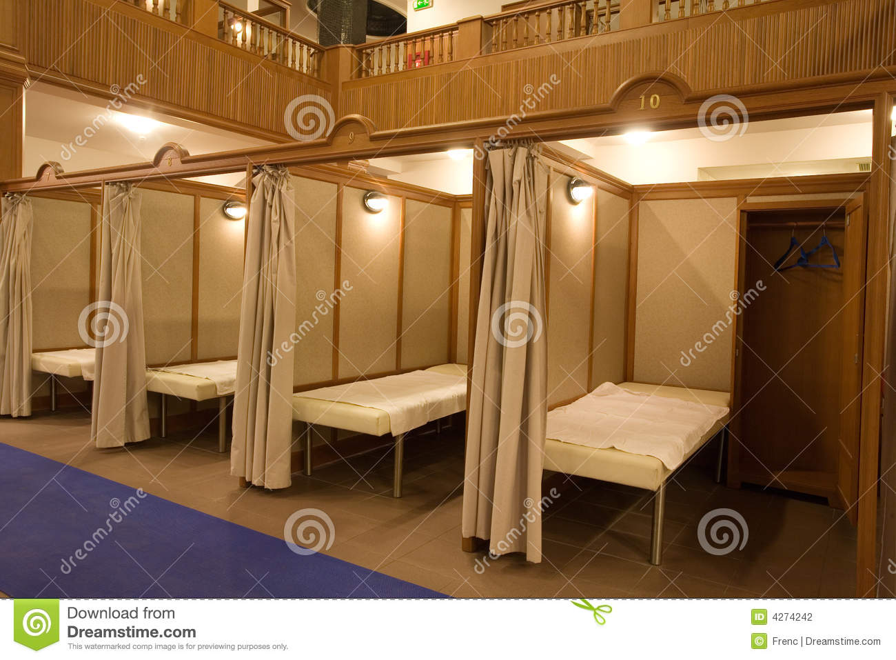 Massage rooms stock photography image 4274242 - Images of room ...