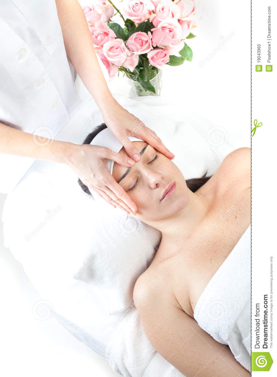 More similar stock images of ` Massage spa. Facial treatment. `