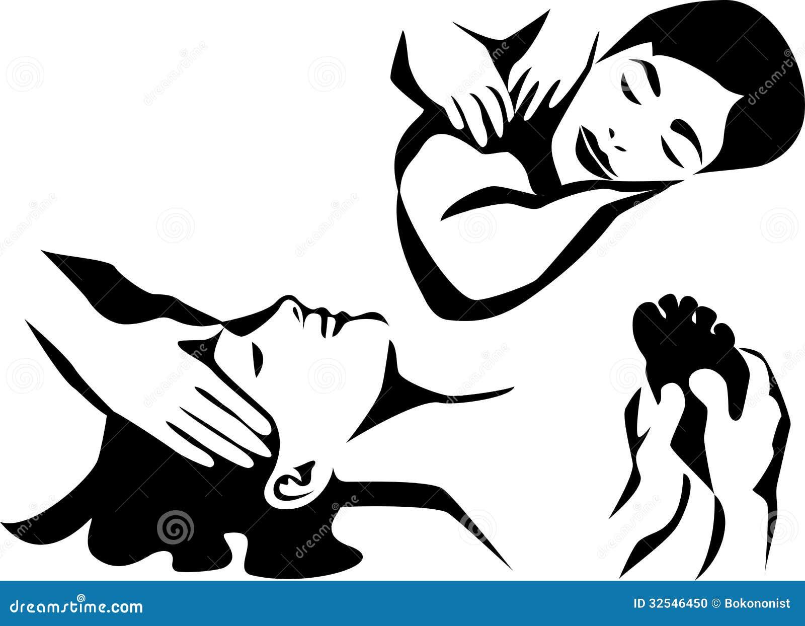 Картинка массажиста