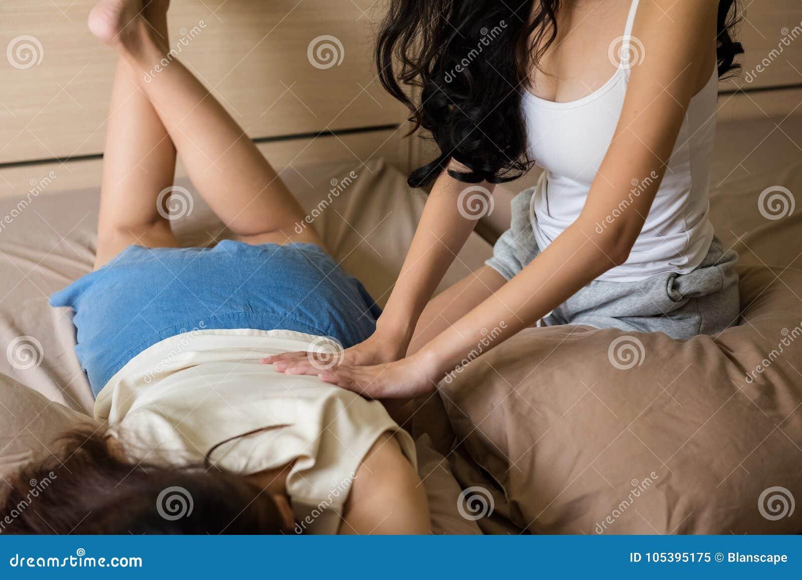 Massagem Lesbica